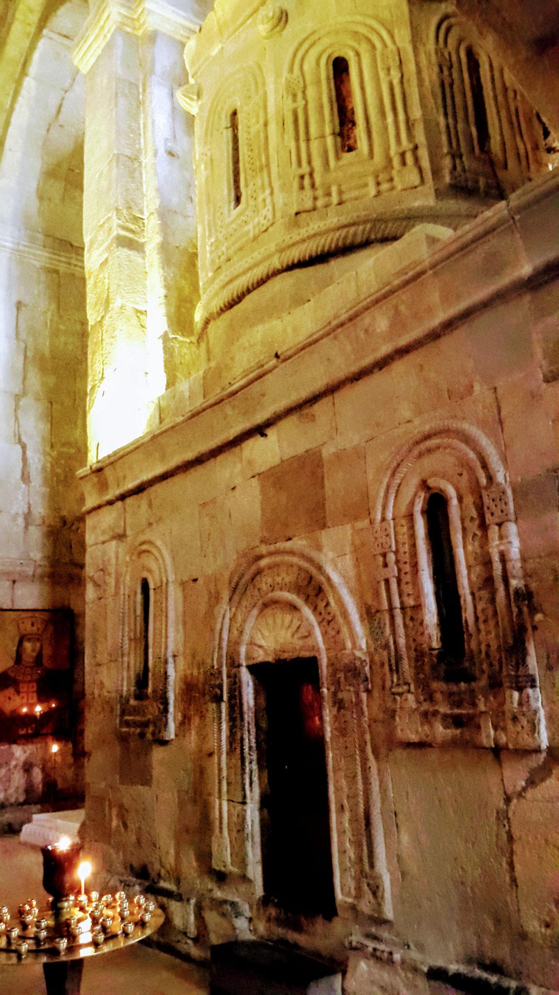 Zweite Grabeskirche in der Swetizchoweli-Kathedrale