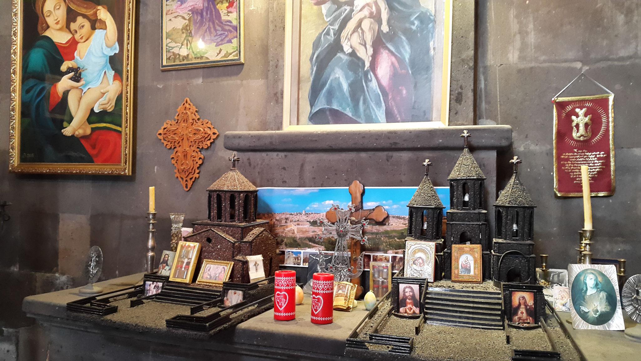 Hauskapelle der Brauerei