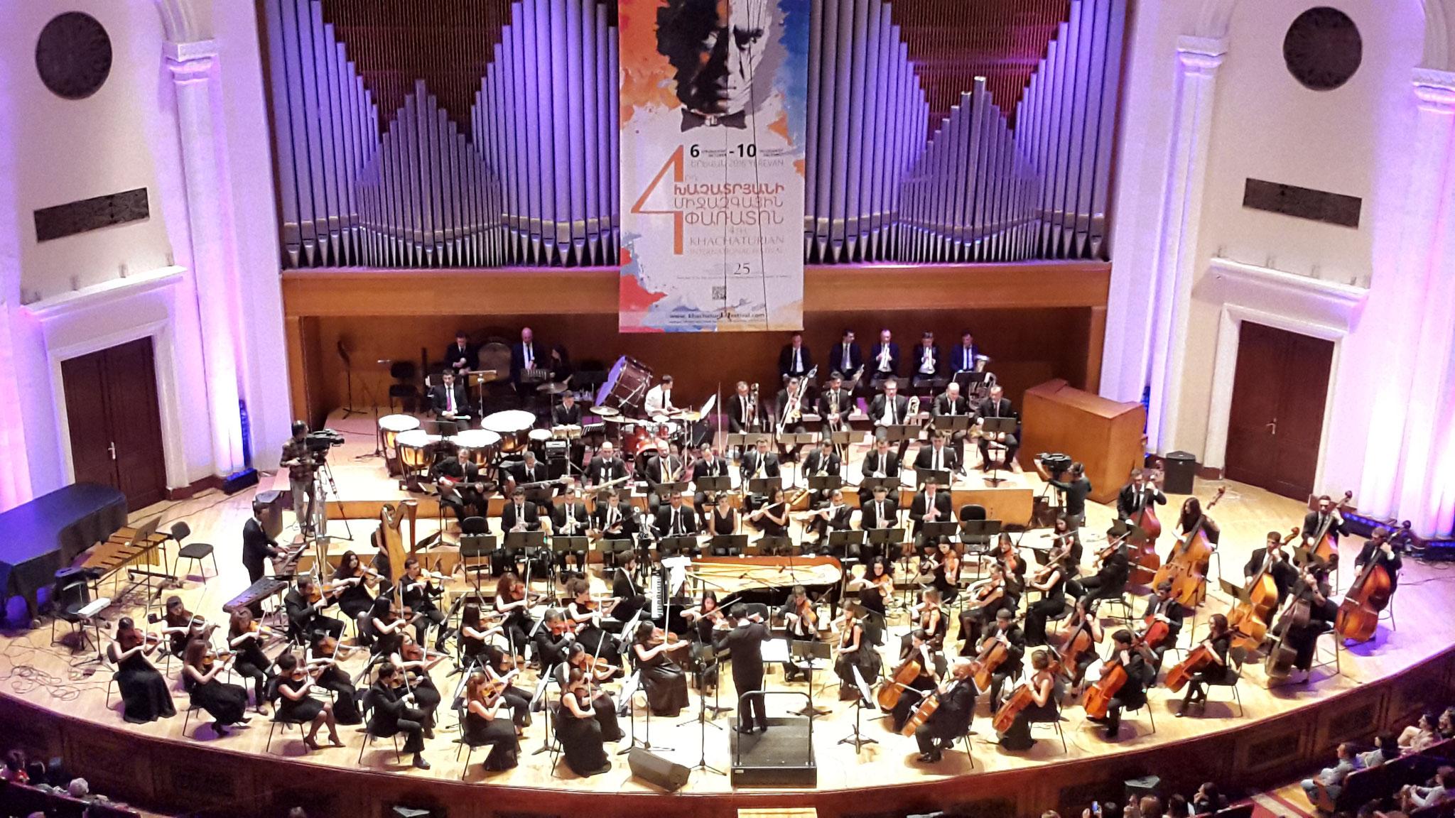 Khatchaturyan meets Jazz