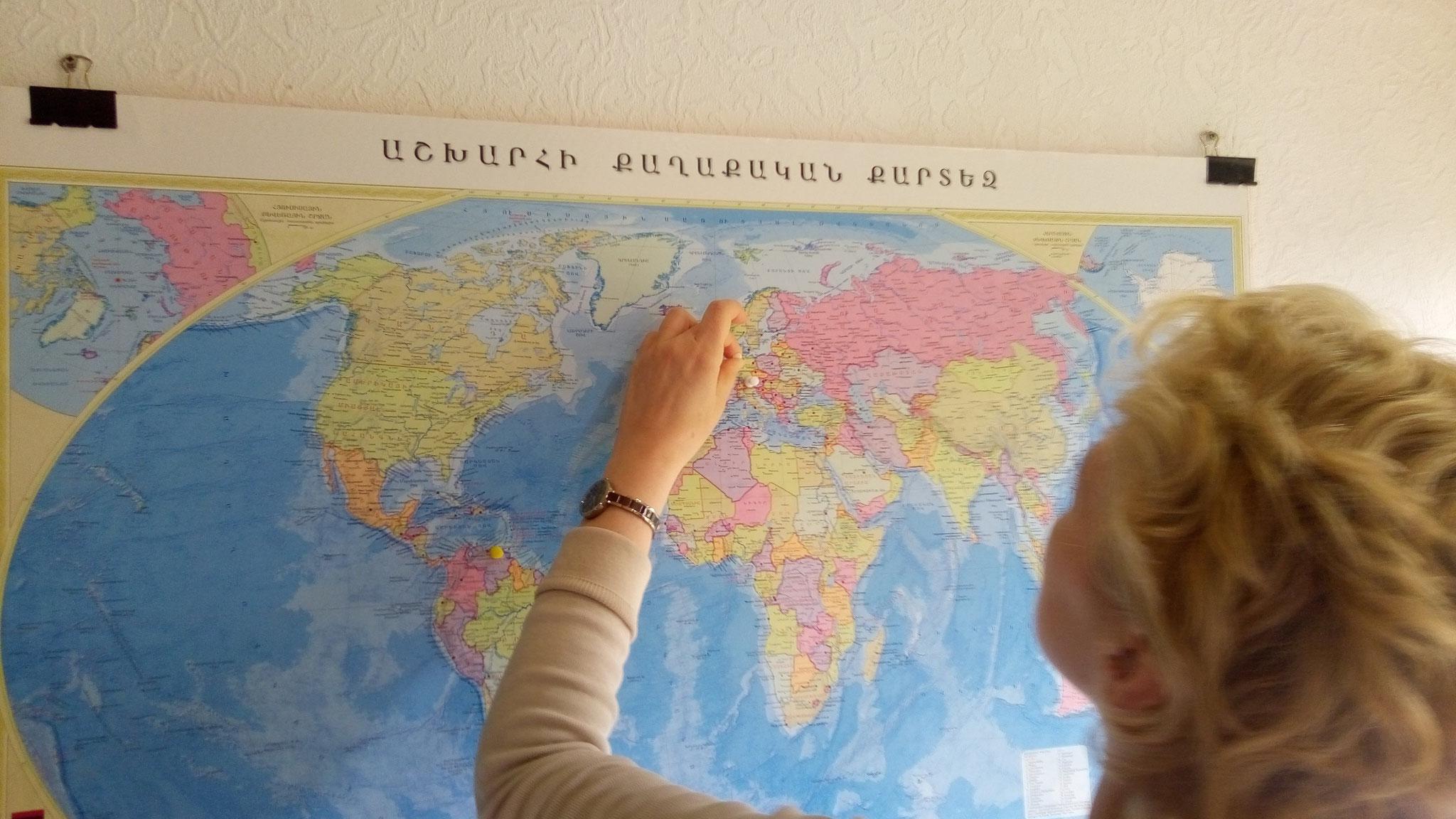 Was Ich In Armenien Gelernt Habe Silviaschreibtnet Mein