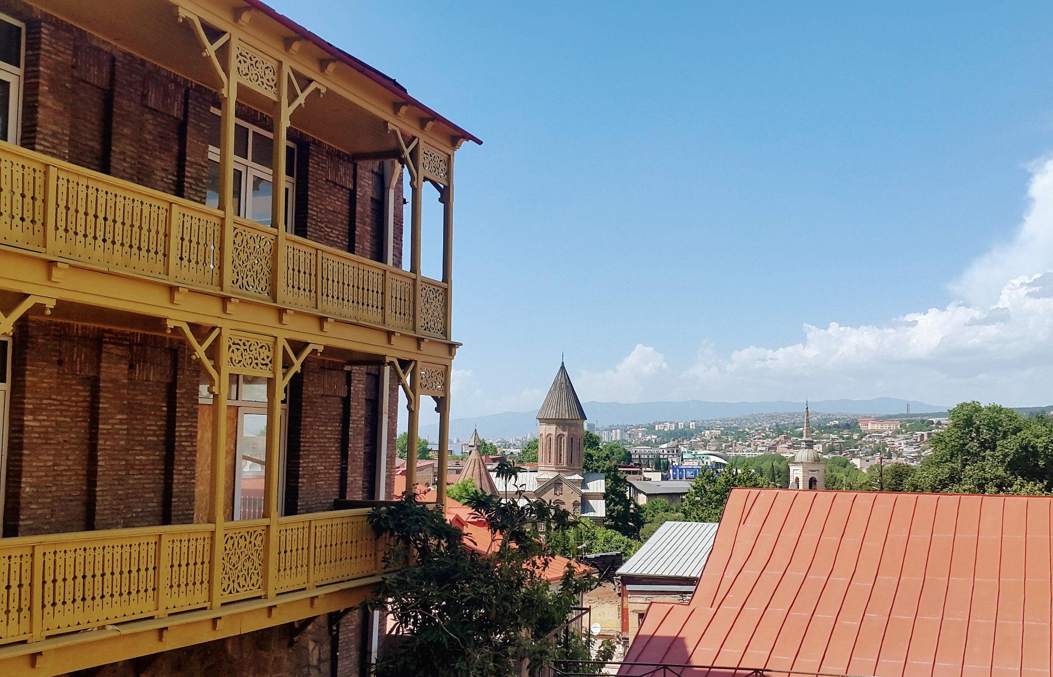 Tbilissi, Altstadt