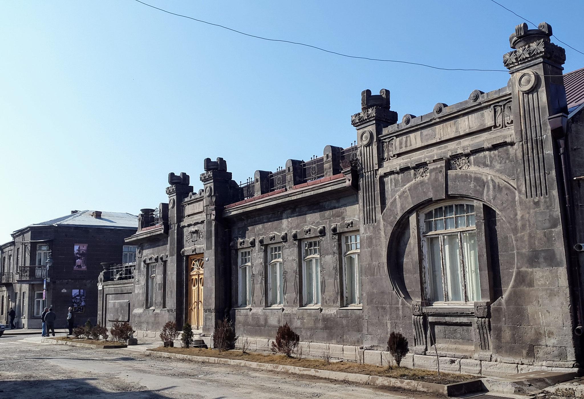 Mein Lieblingshaus in Gyumri: Das Heim der Familie Geghamyan