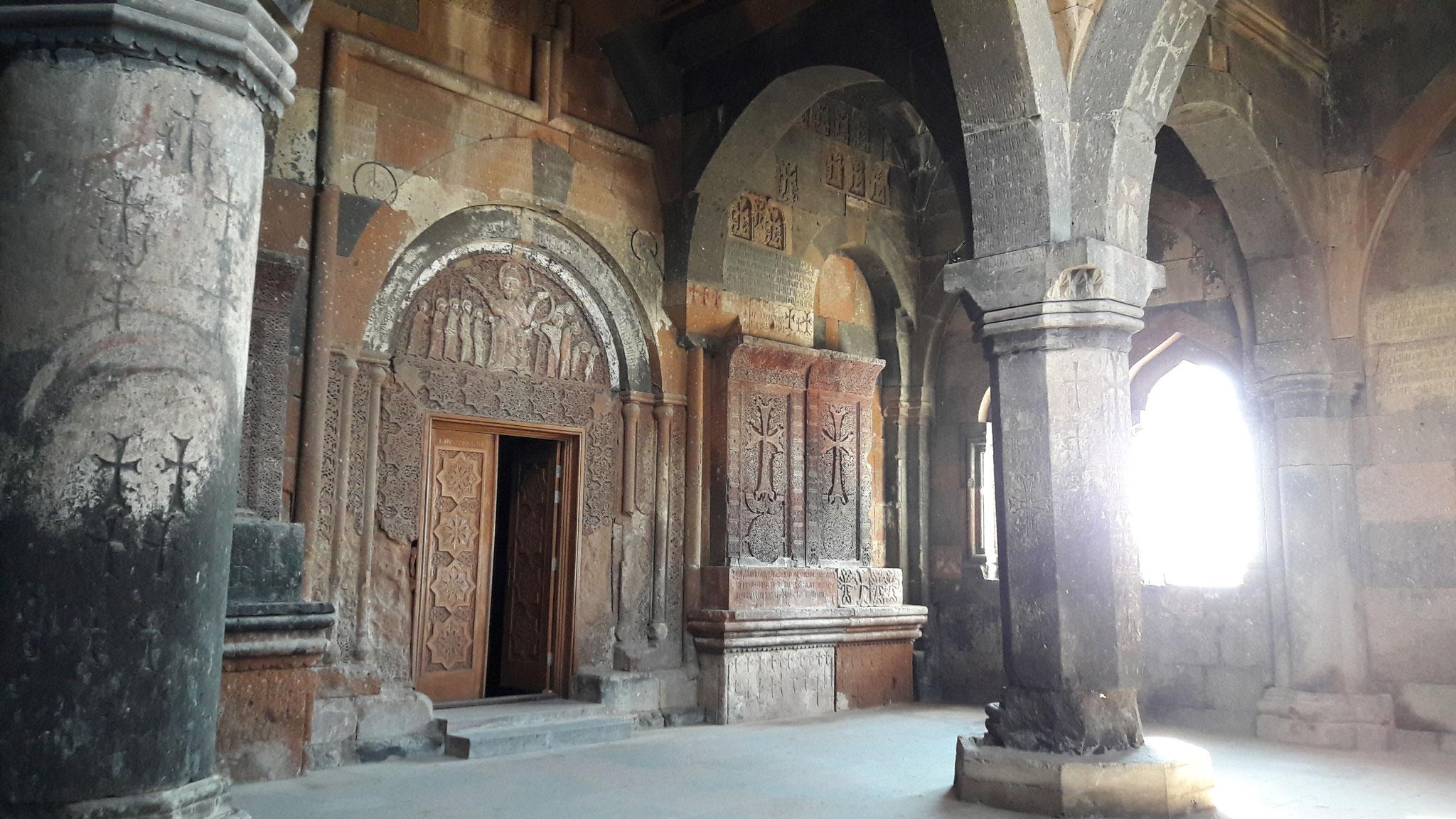 Gavit des Klosters Hovannavank