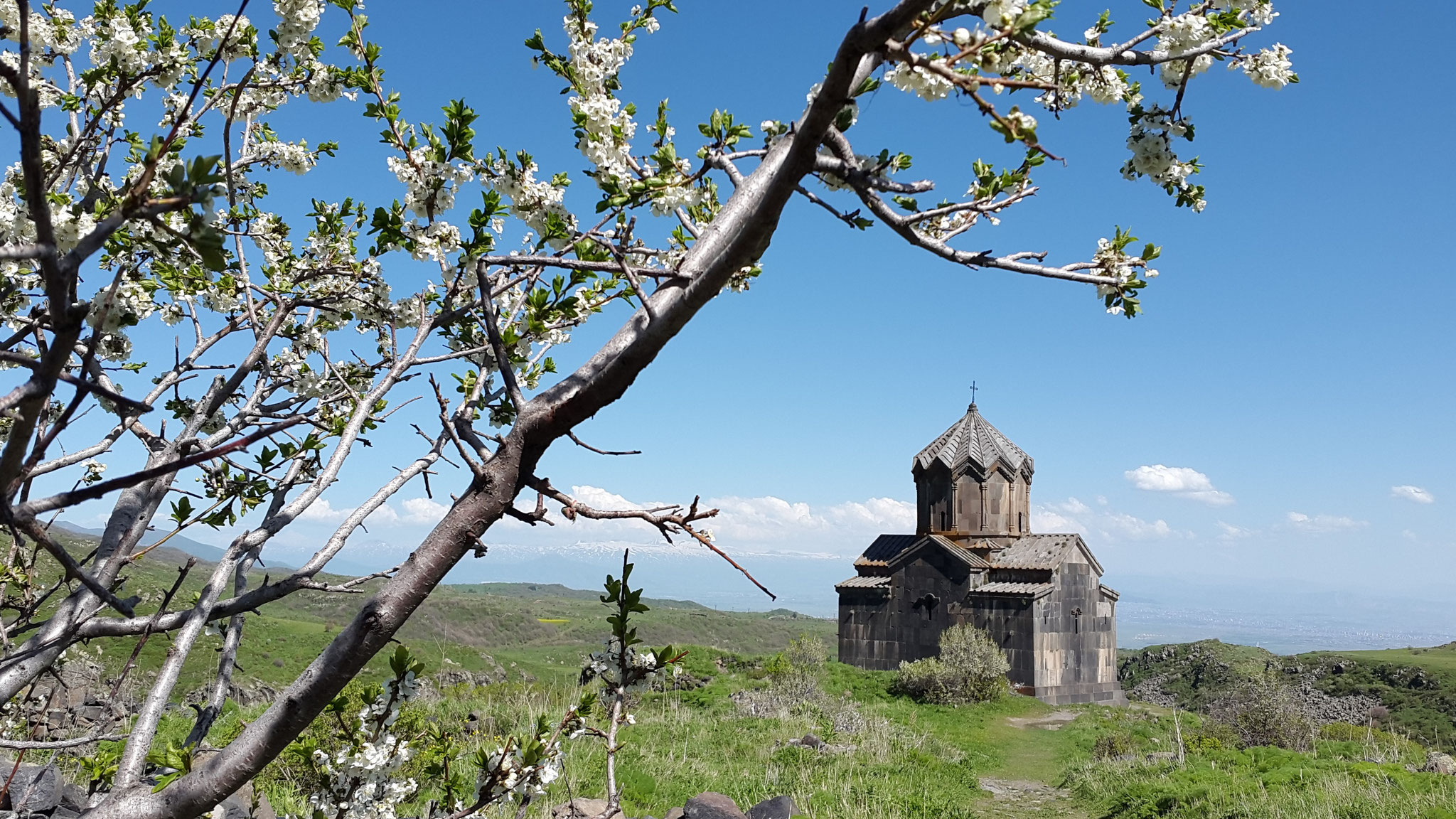 Kirche der Festung Amberd