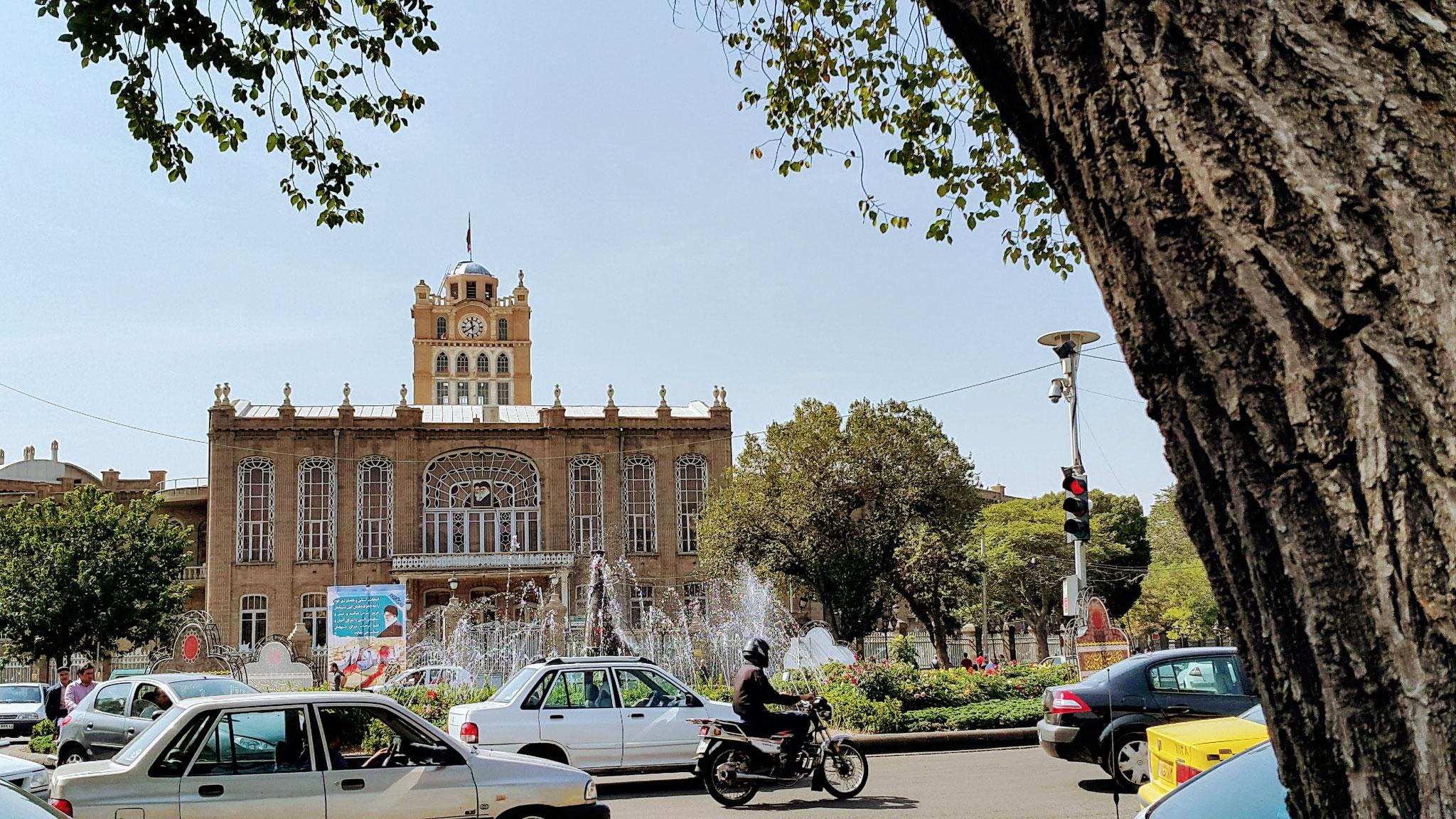 Rathaus in Täbriz, Iran