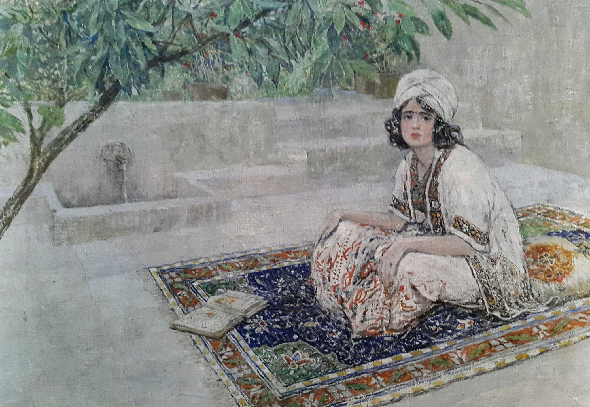 Im Harem von Vardges Surenyants, 1918