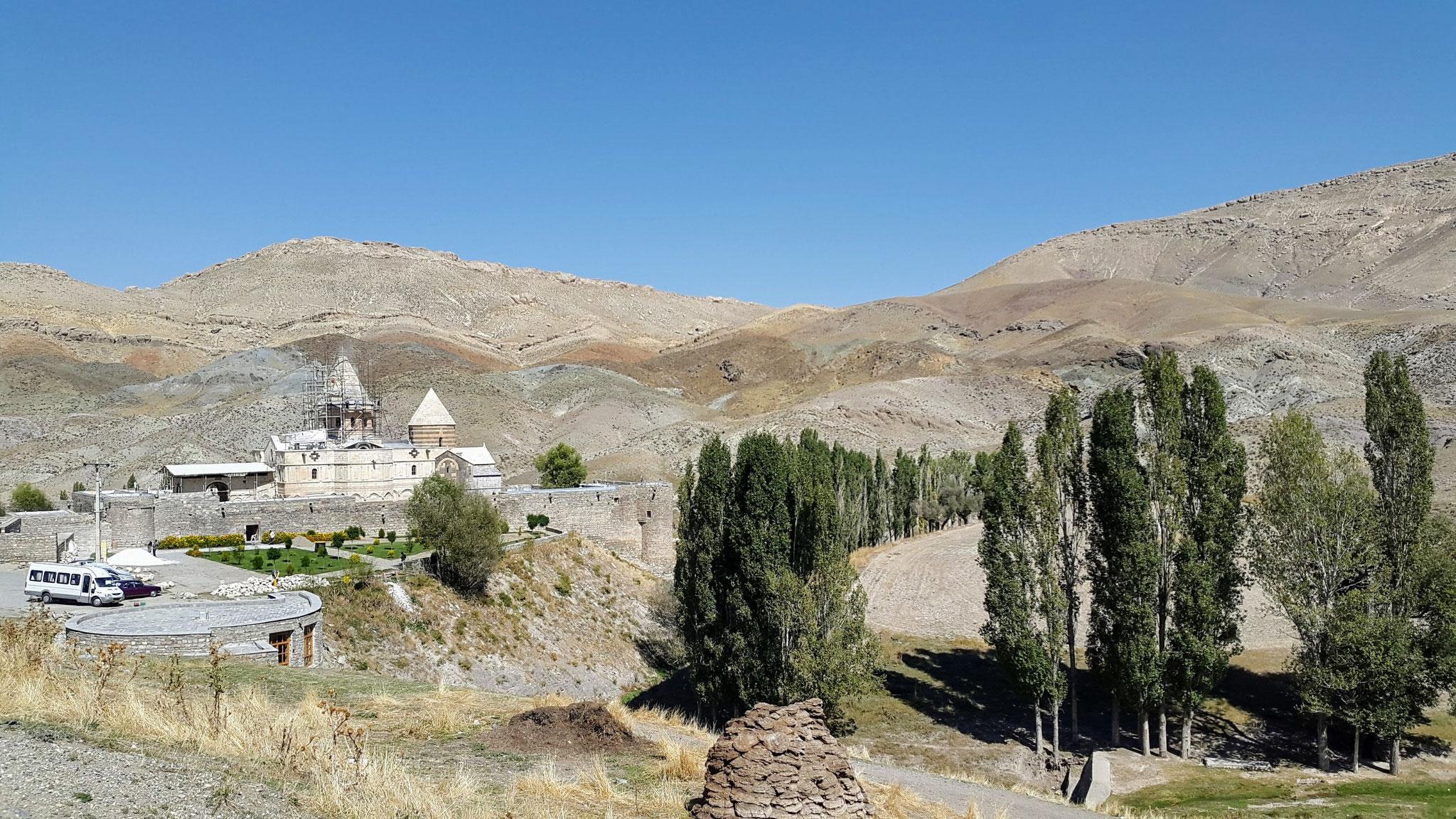 Arm. Kloster St. Thaddäus, Iran