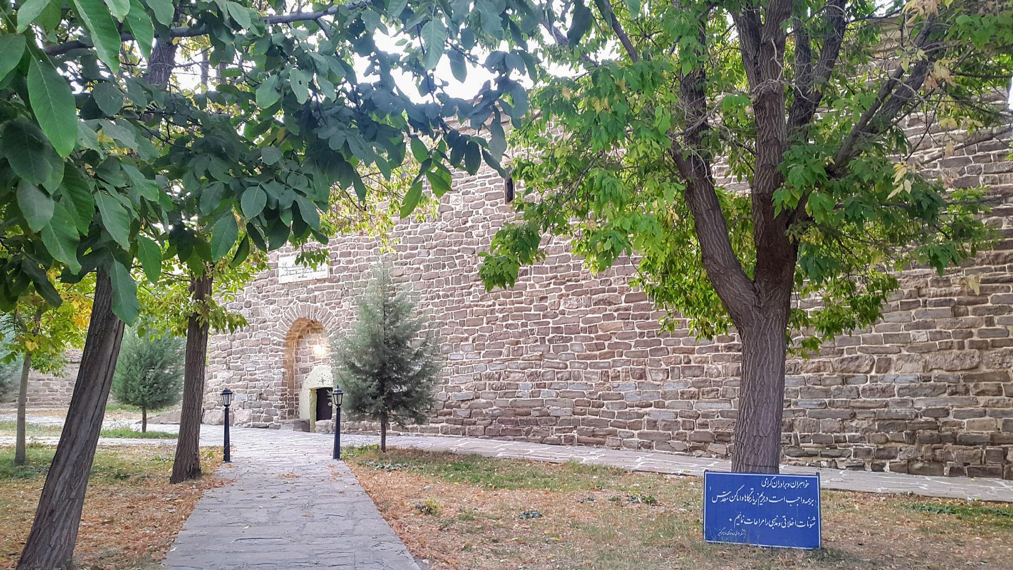 Ost-syrische Kirche bei Urmia