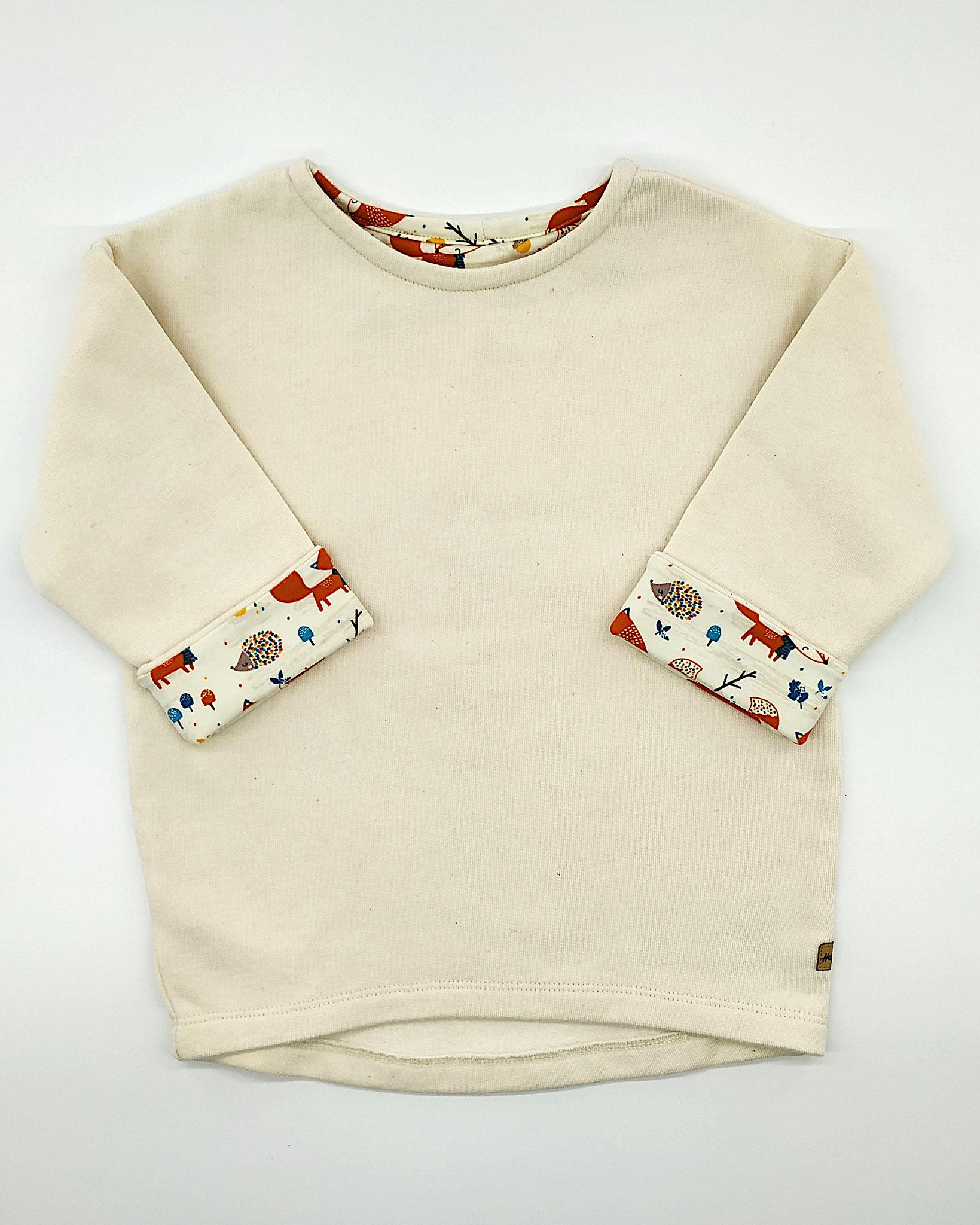 Vestičky, pulovre a tričká
