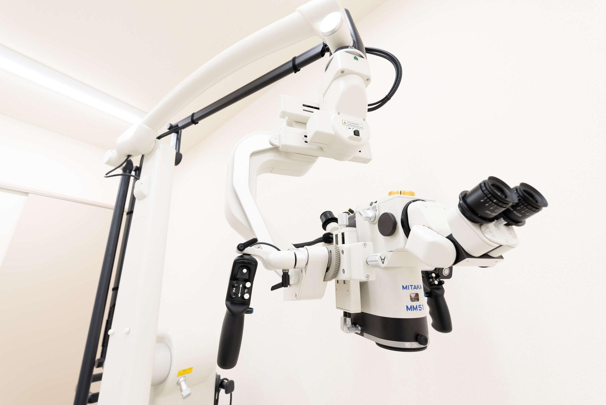 Super-Microsurgery Microscope, Mitaka Corporation, Lymphedema Treatment Japan