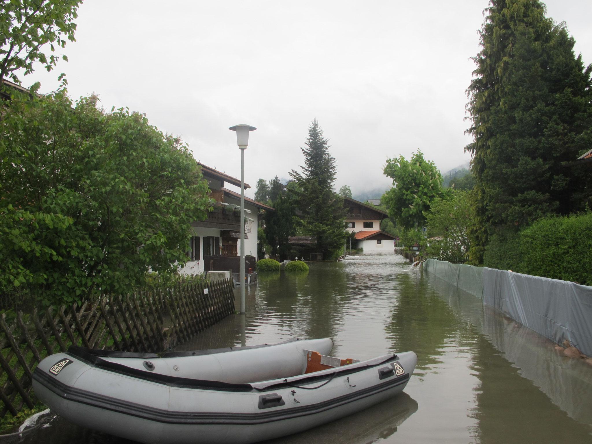 Kanale Grande beim Kurweg