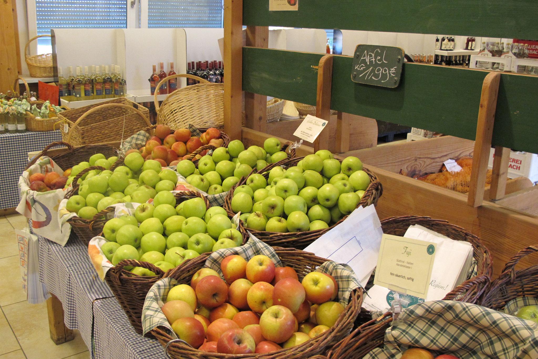 Äpfel aus dem Wittelsbacher Land