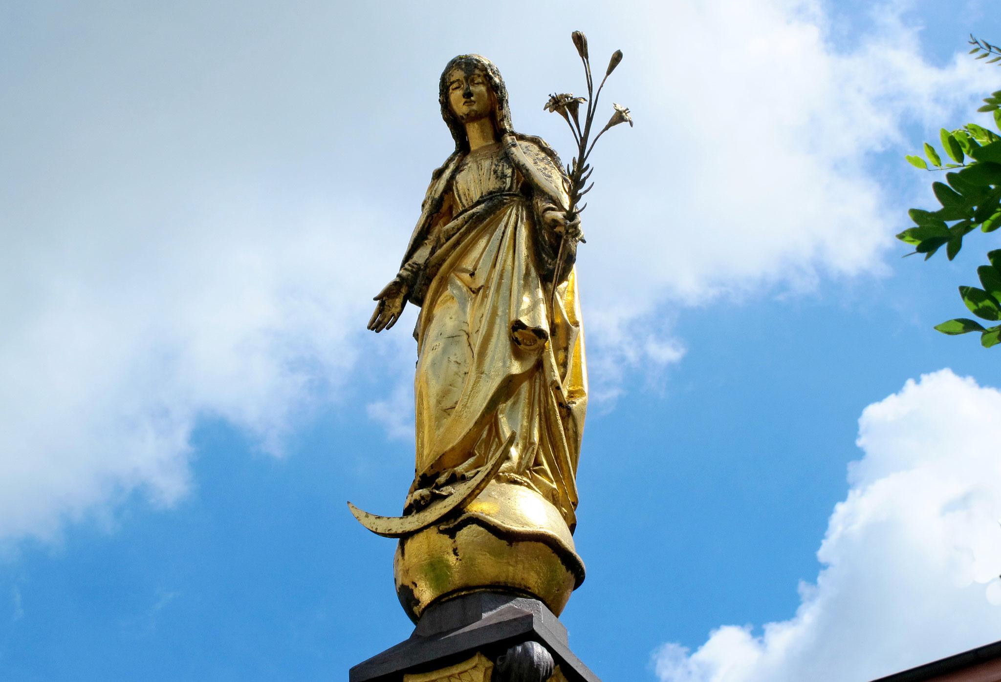 Schutzmantel Maria am Rathausplatz