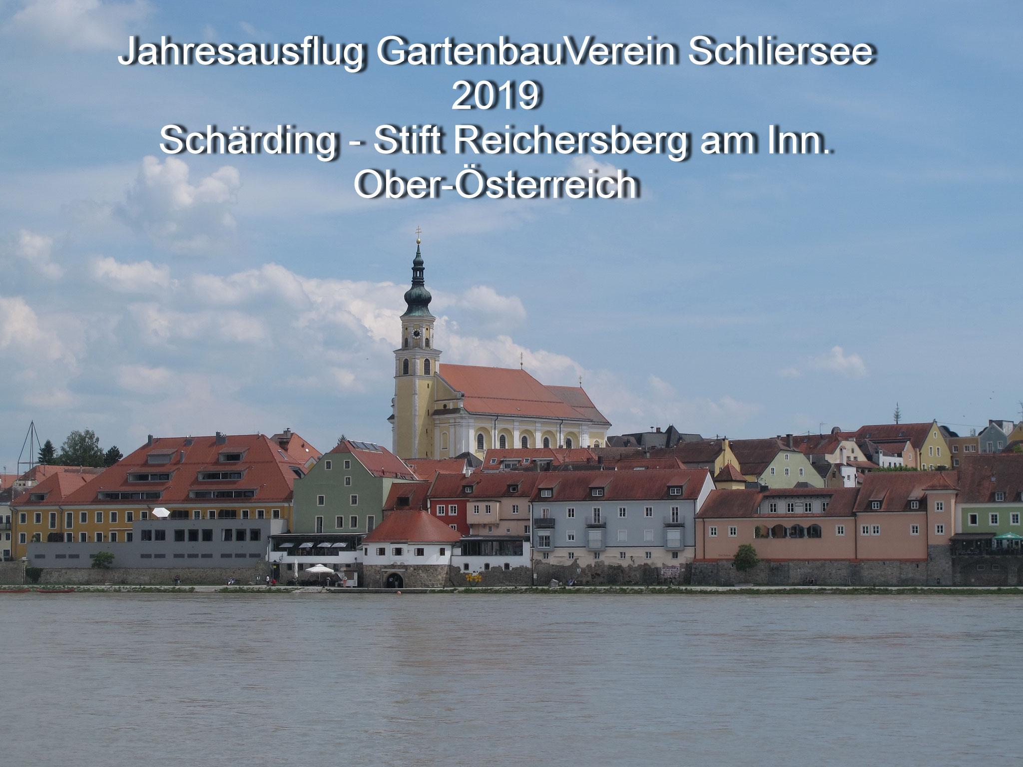Schärding am Inn - Oberösterreich