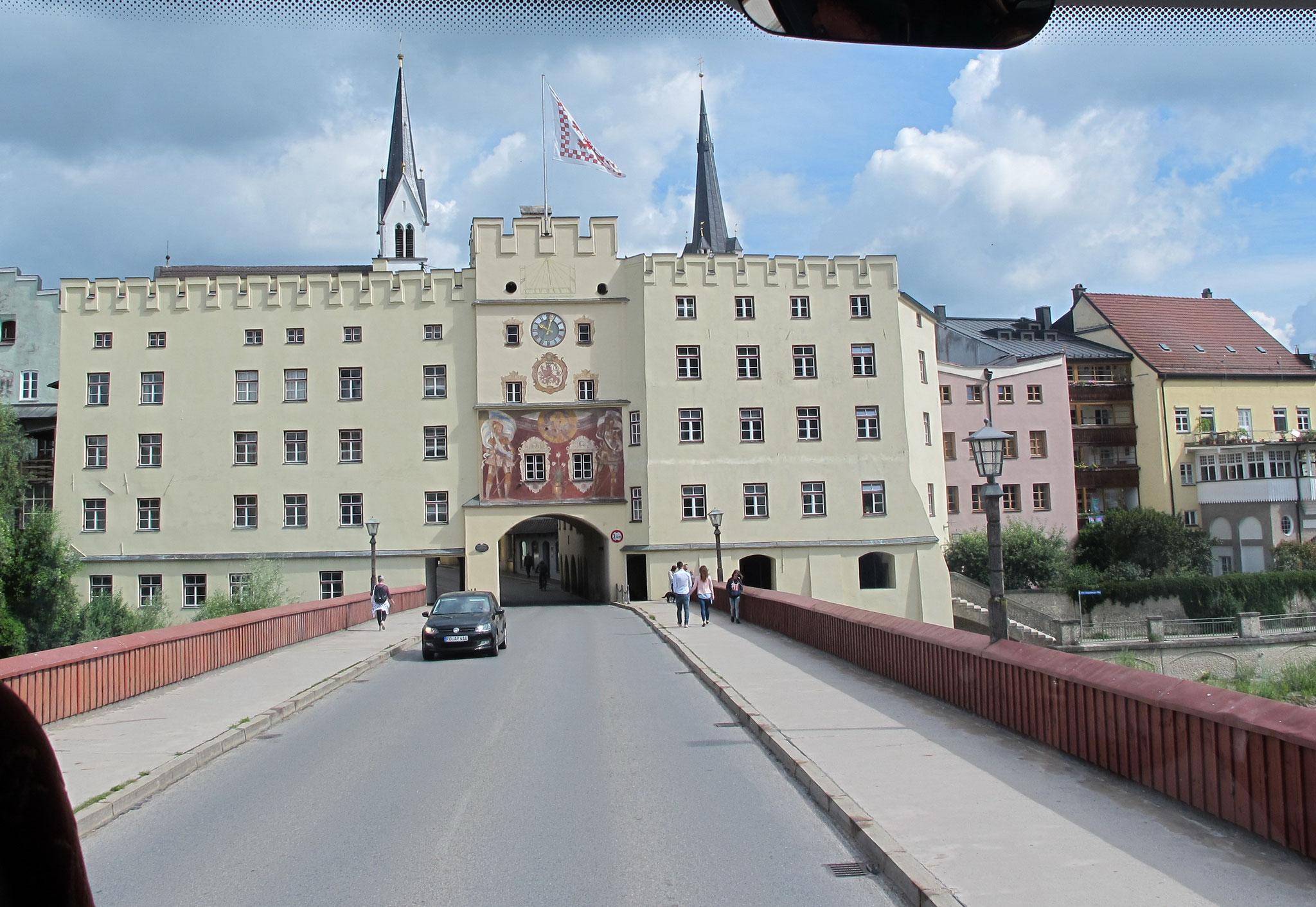 Wasserburg - Innbrücke