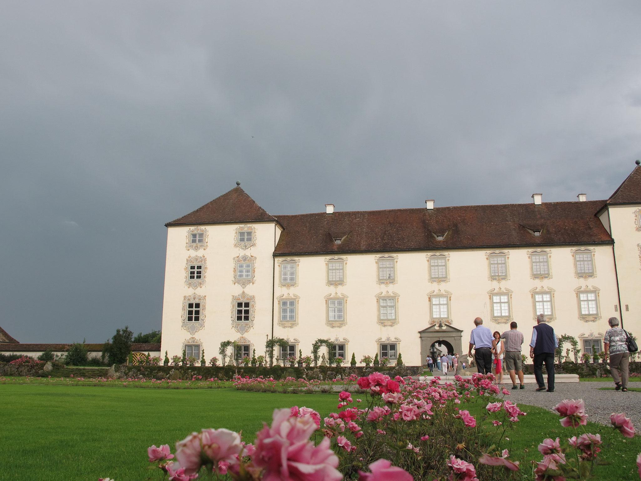 Schloss Zeil bei Bad Wurzach