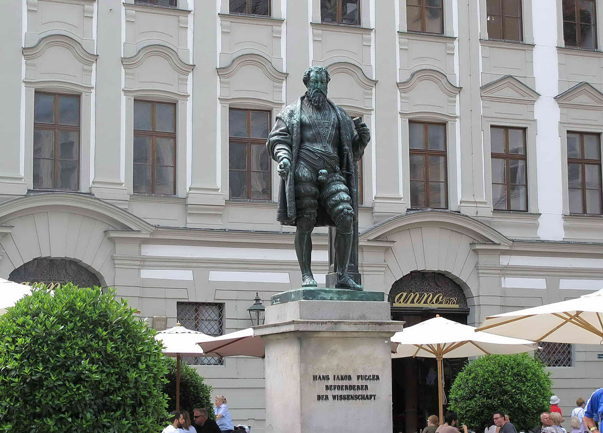 Jakob Fugger - einer der ganz großen Söhne Augsburgs