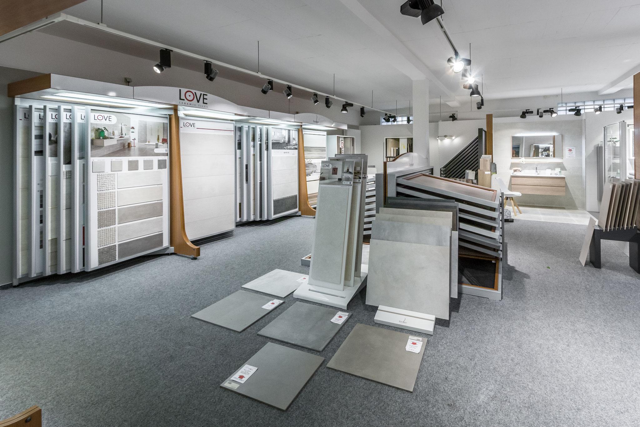 Fliesenausstellung Helmstedt