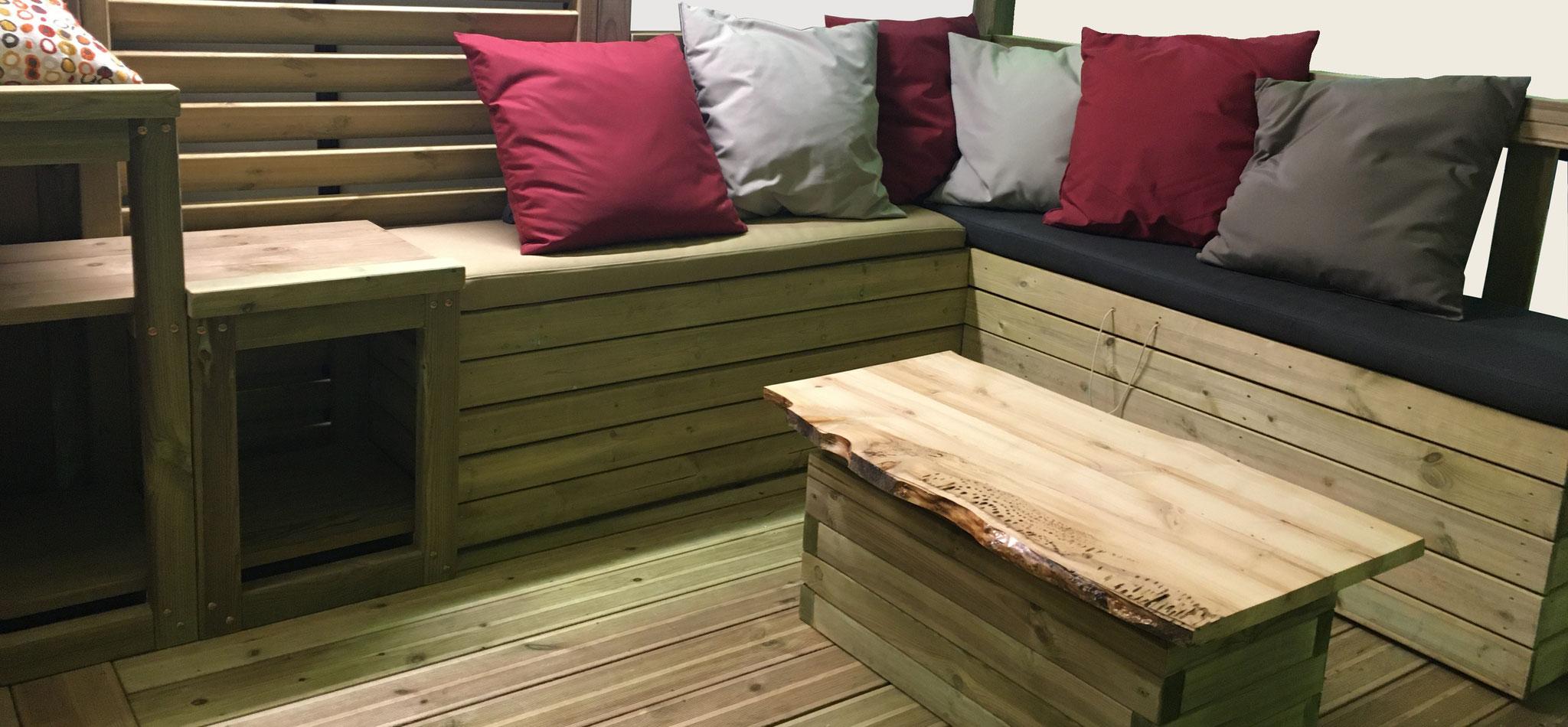 Terrasse bois sur-mesure ID Plein Air