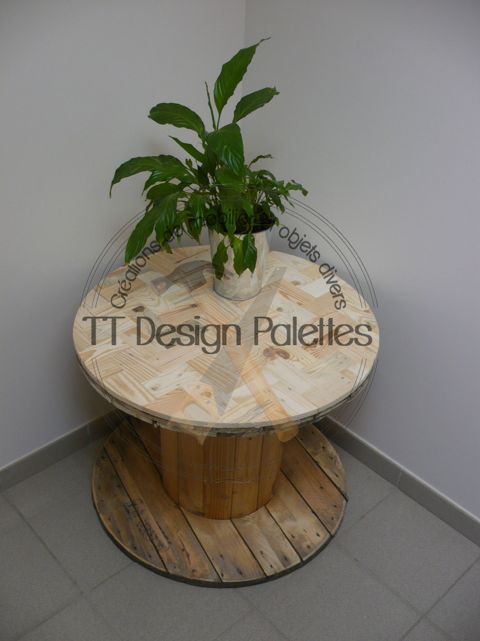 table basse touret