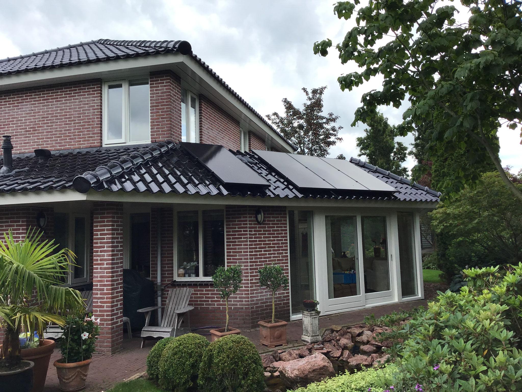 Tolbert (1) 11 panelen SolarEdge