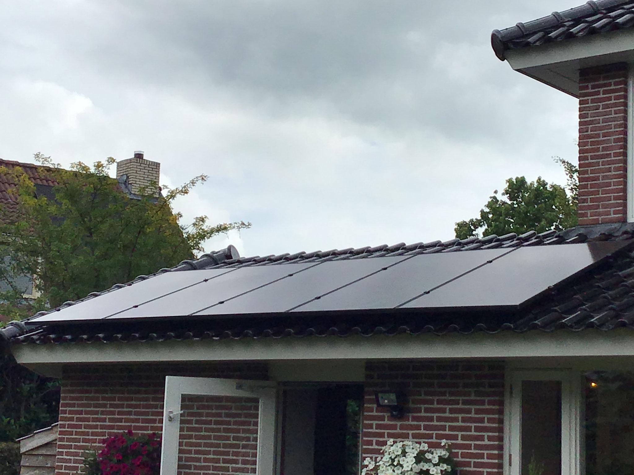 Tolbert (2) 11 panelen SolarEdge
