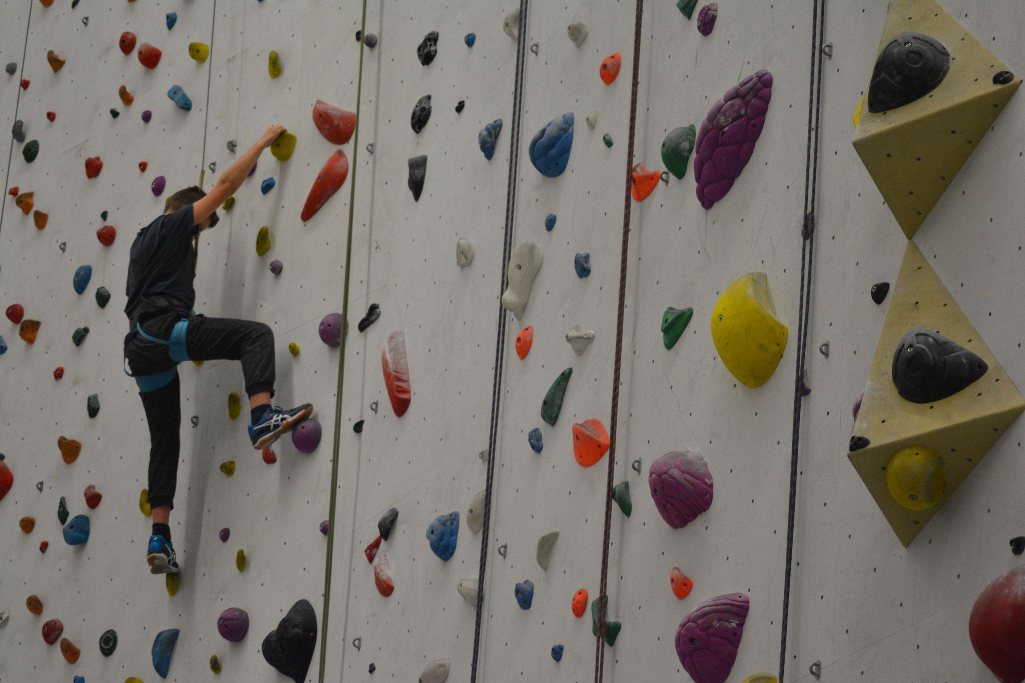 2T Klettern