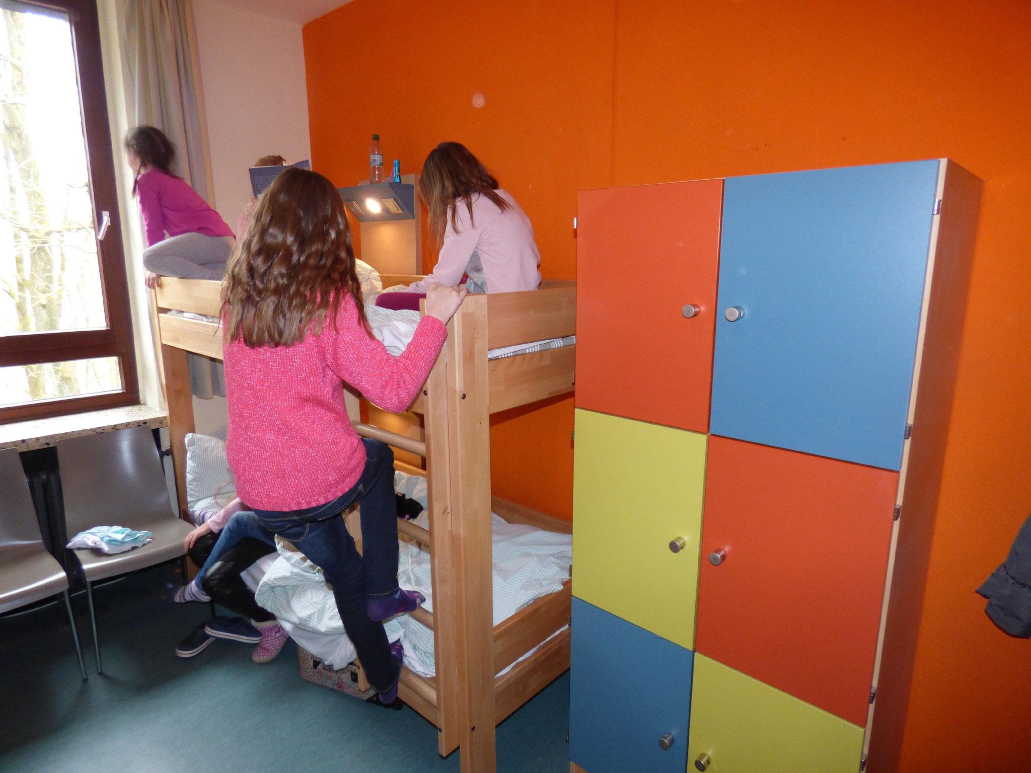 Jugendherberge Lindlar: Zimmer
