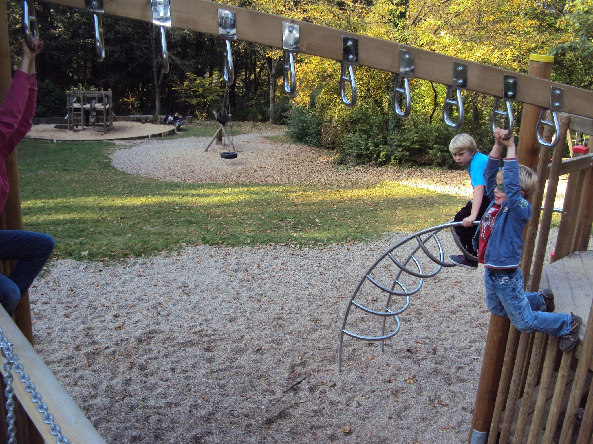 Freizeitpark Lindlar - Abenteuerspielplatz
