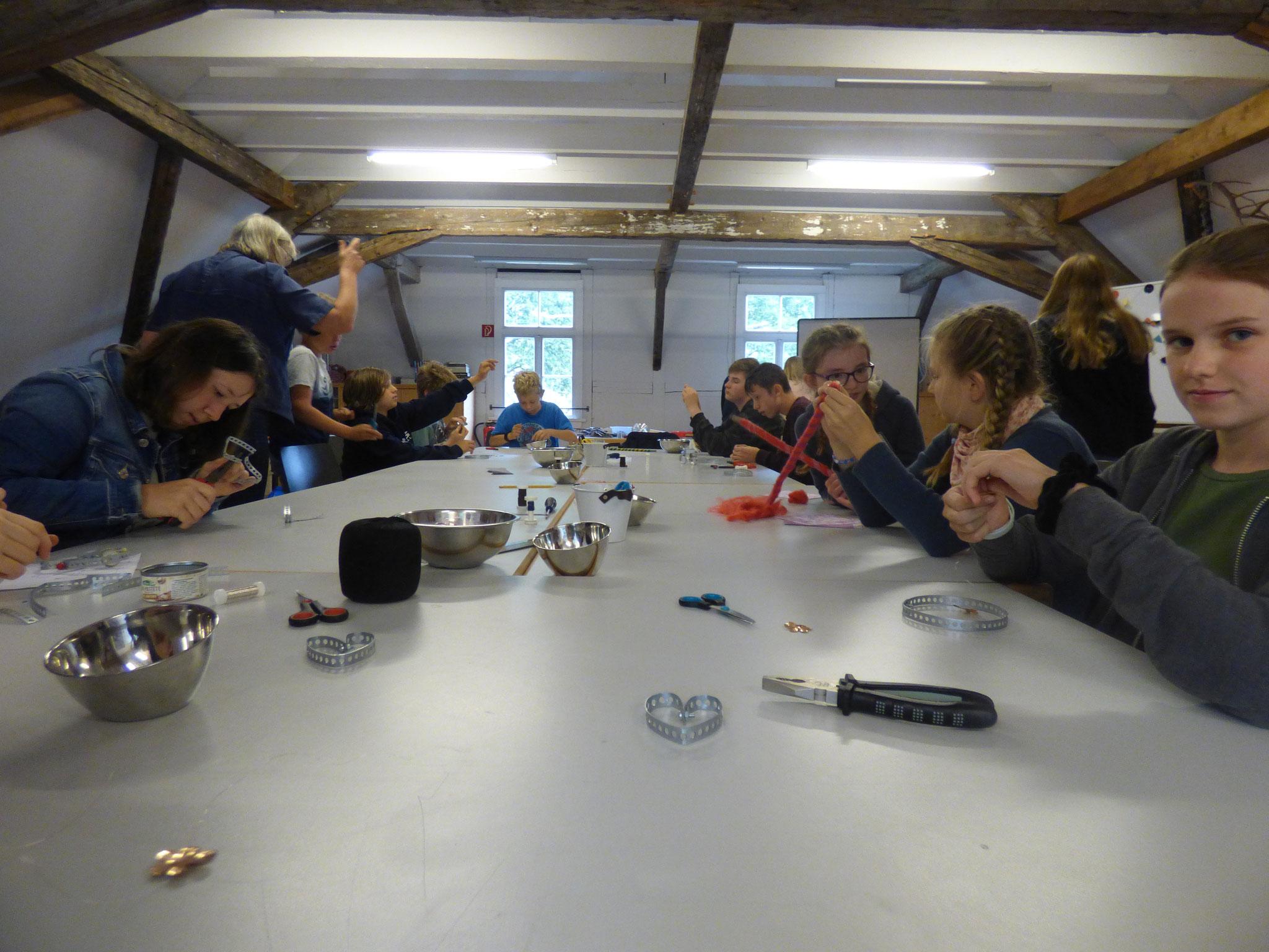 LVR Freilichtmuseum: Traditionelles Handwerk