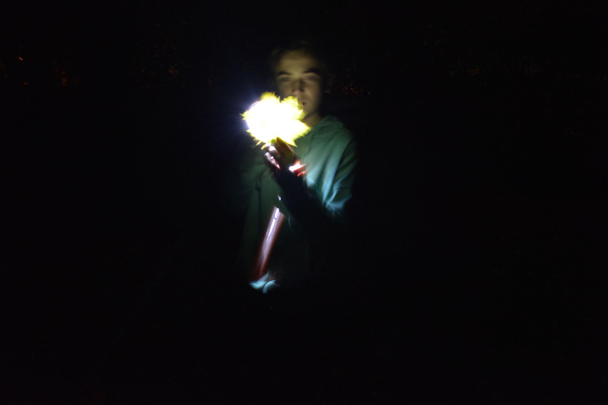 Move@Media: Light Painting