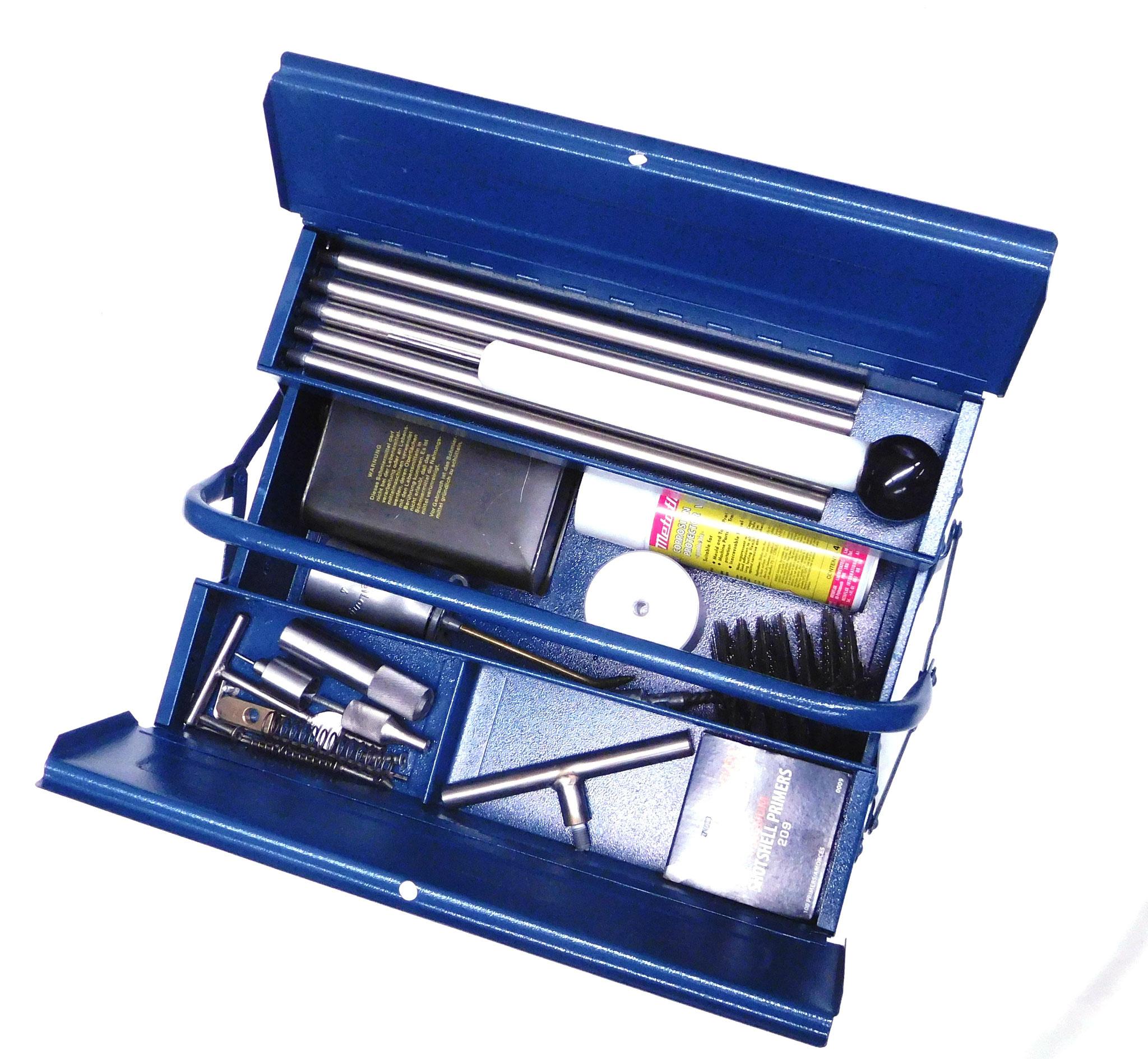Werkzeug- & Putzkisten
