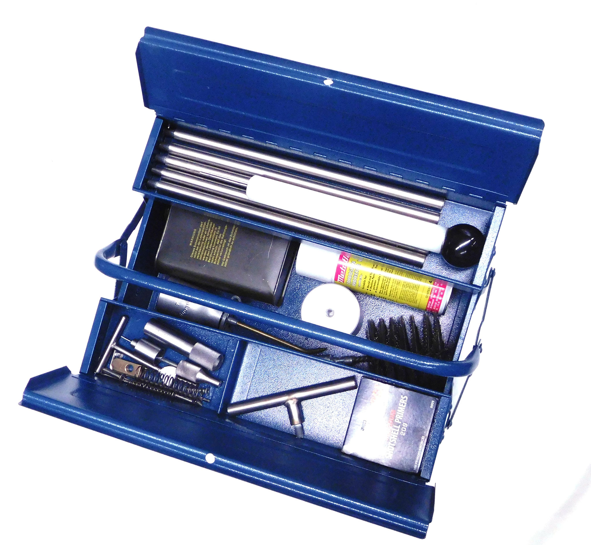 Tool & cleaning boxes