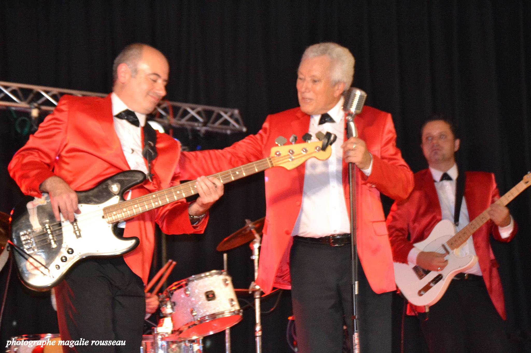 Les Vinyls - Jean-Philippe et Jean-Claude Coulonge