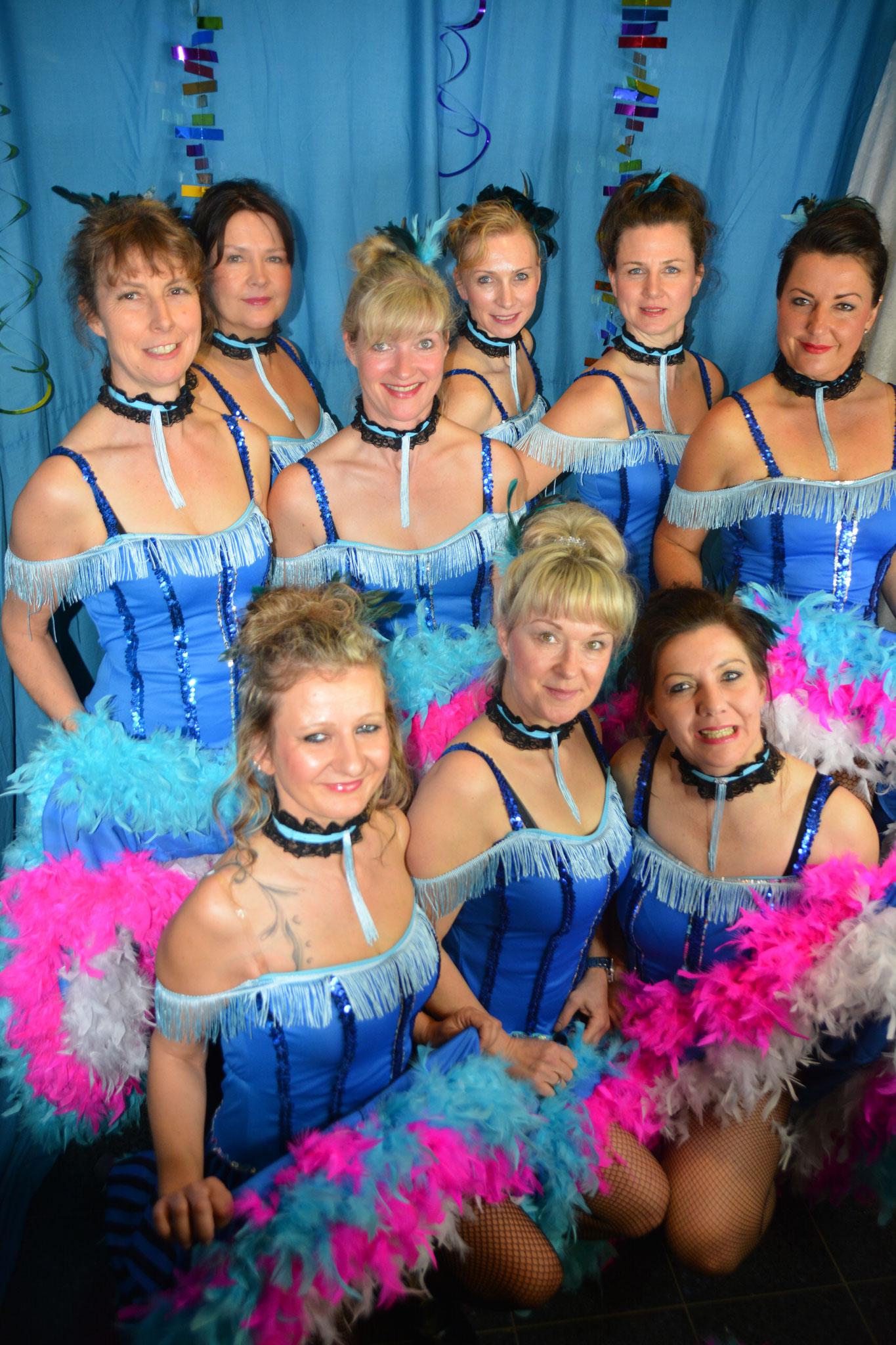 karnevallistischer Tanztee 03.03.2019