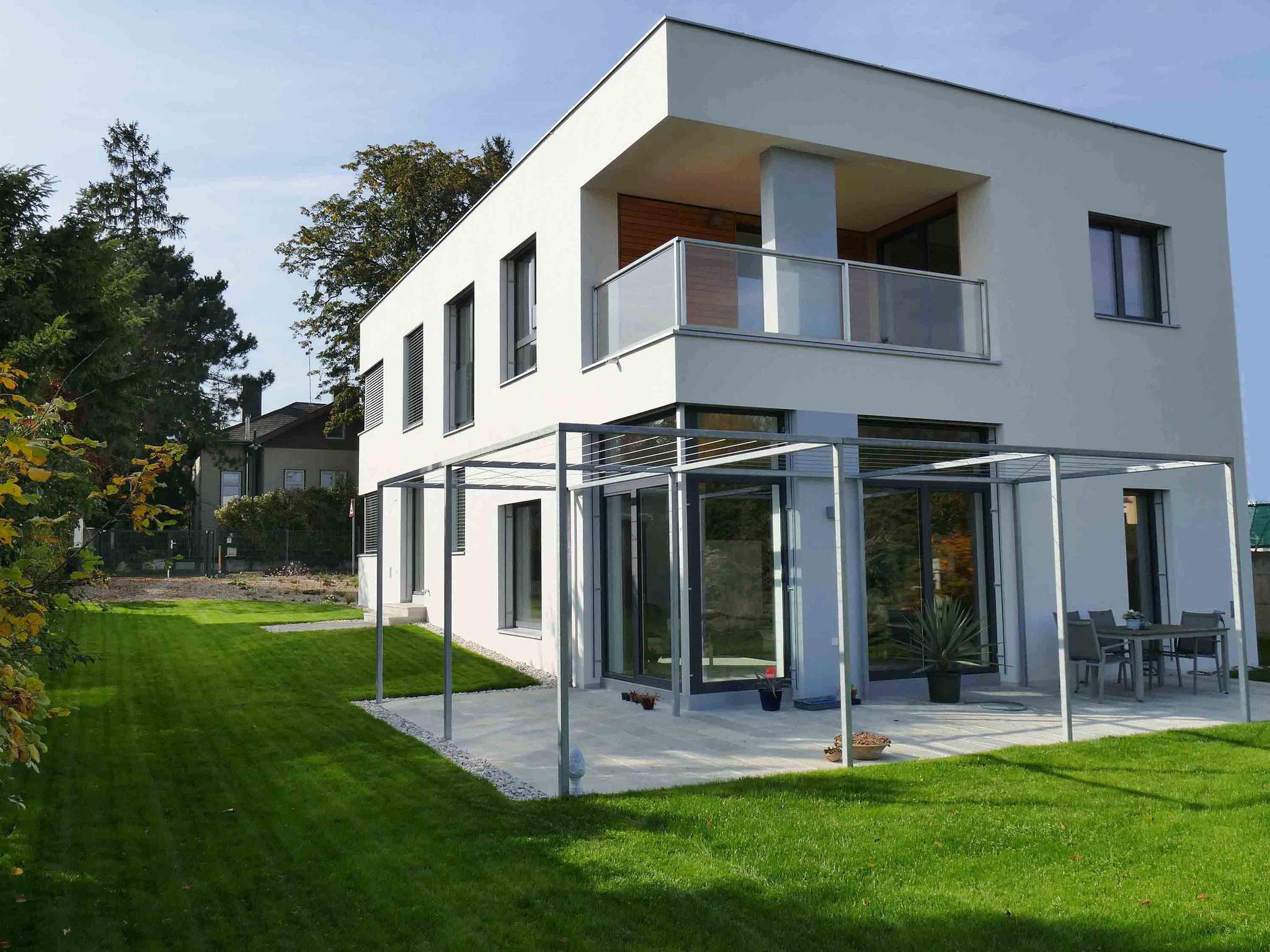 smartes Einfamilienhaus