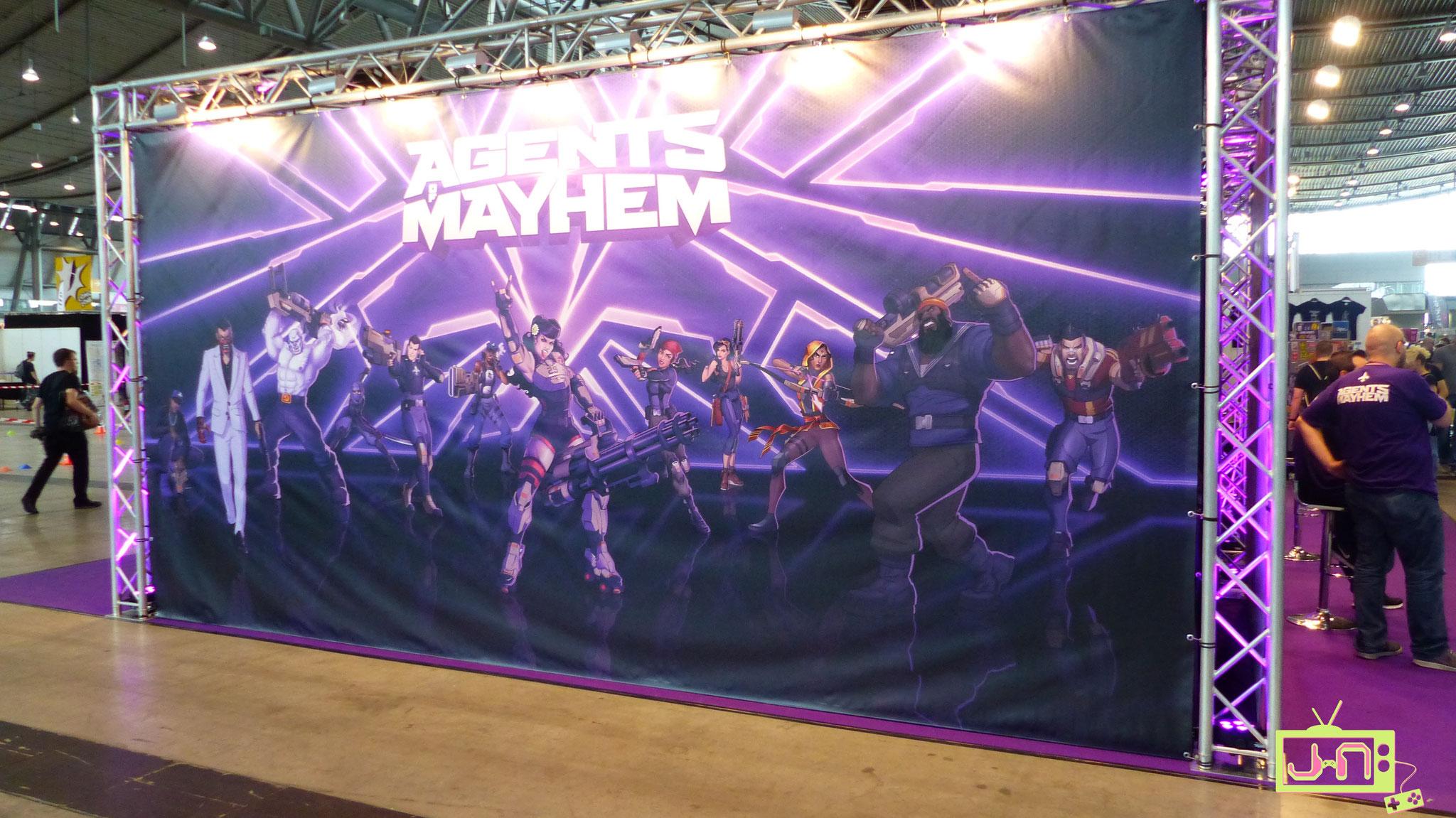 Agents of Mayhem war das einzige Videospiel auf der Comic Con....aber wird dadurch nicht besser