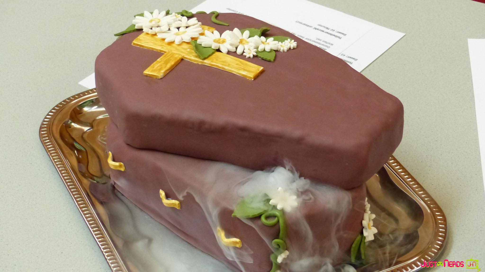 Was ist besser als Kuchen? Kuchen mit Special Effect