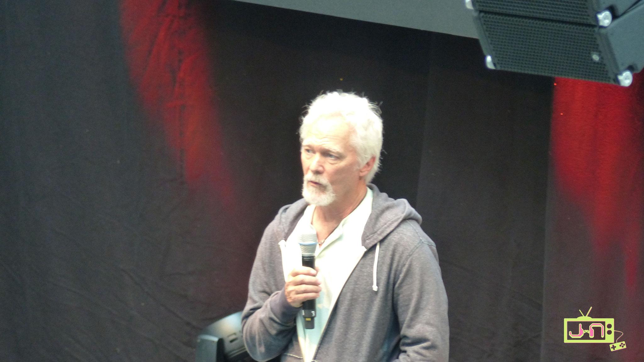 John Morrison, bekannt aus Space 2063 und 24