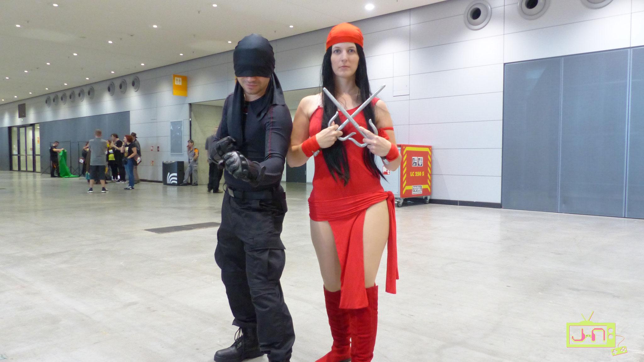 Daredevil und Electra