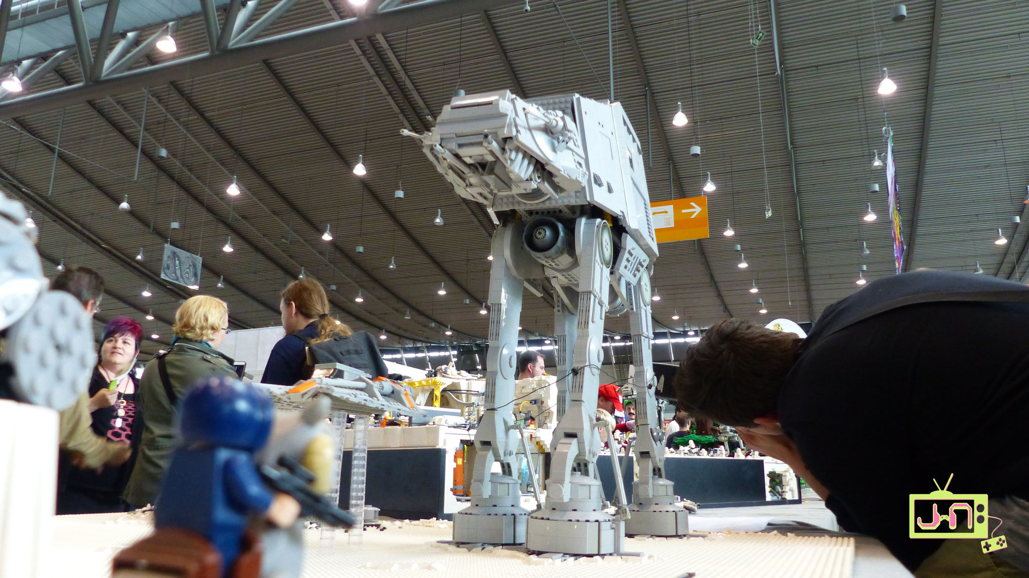 AT-AT, die coolsten Kampfmaschinen aus Star Wars