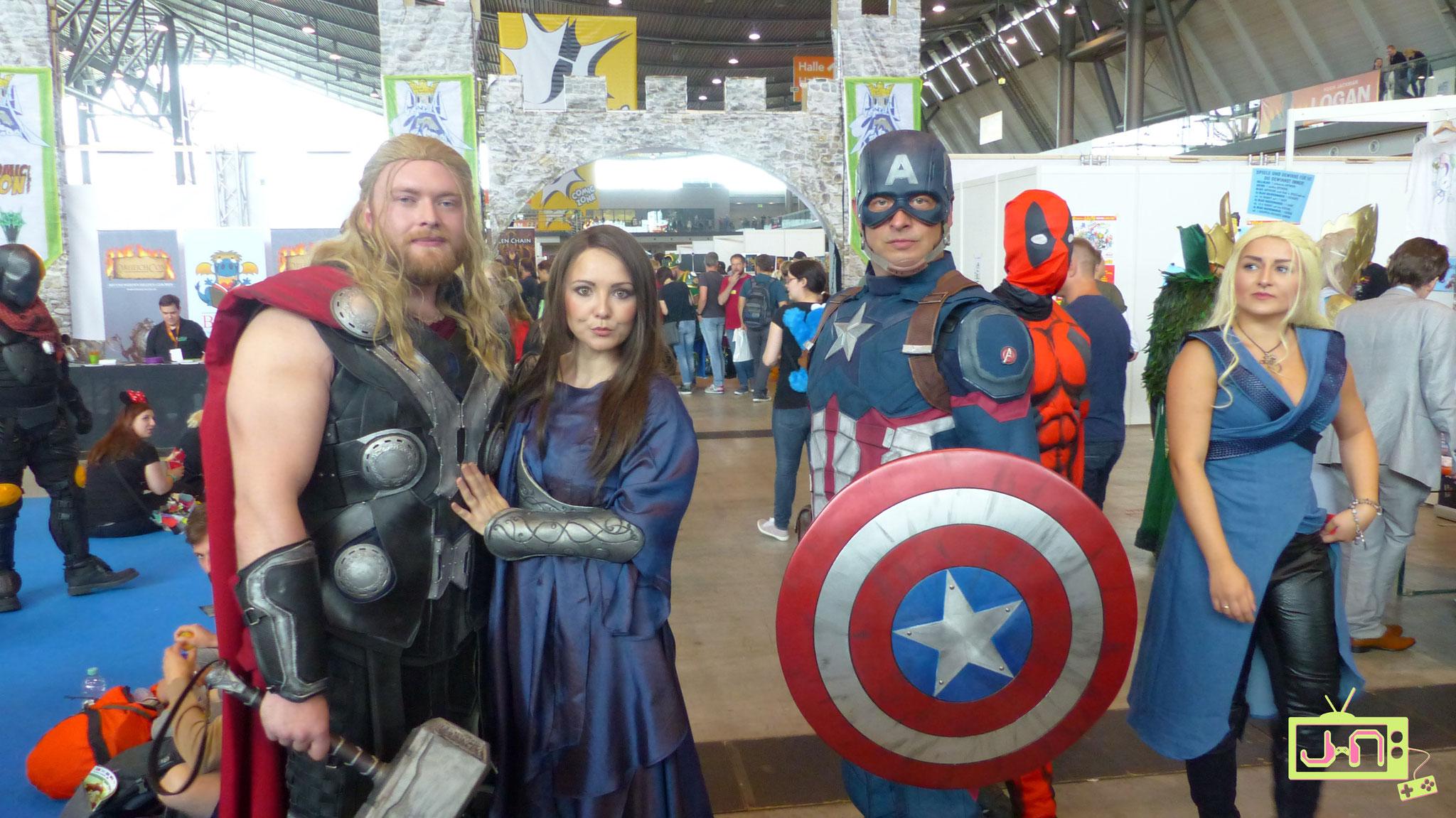 Avengers, sammeln!