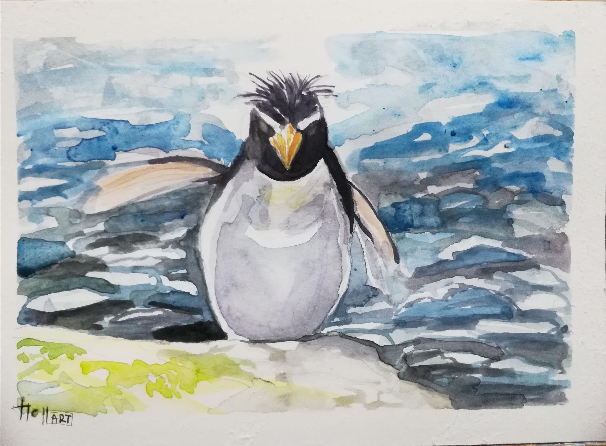 Pinguin (Irene Nestler)