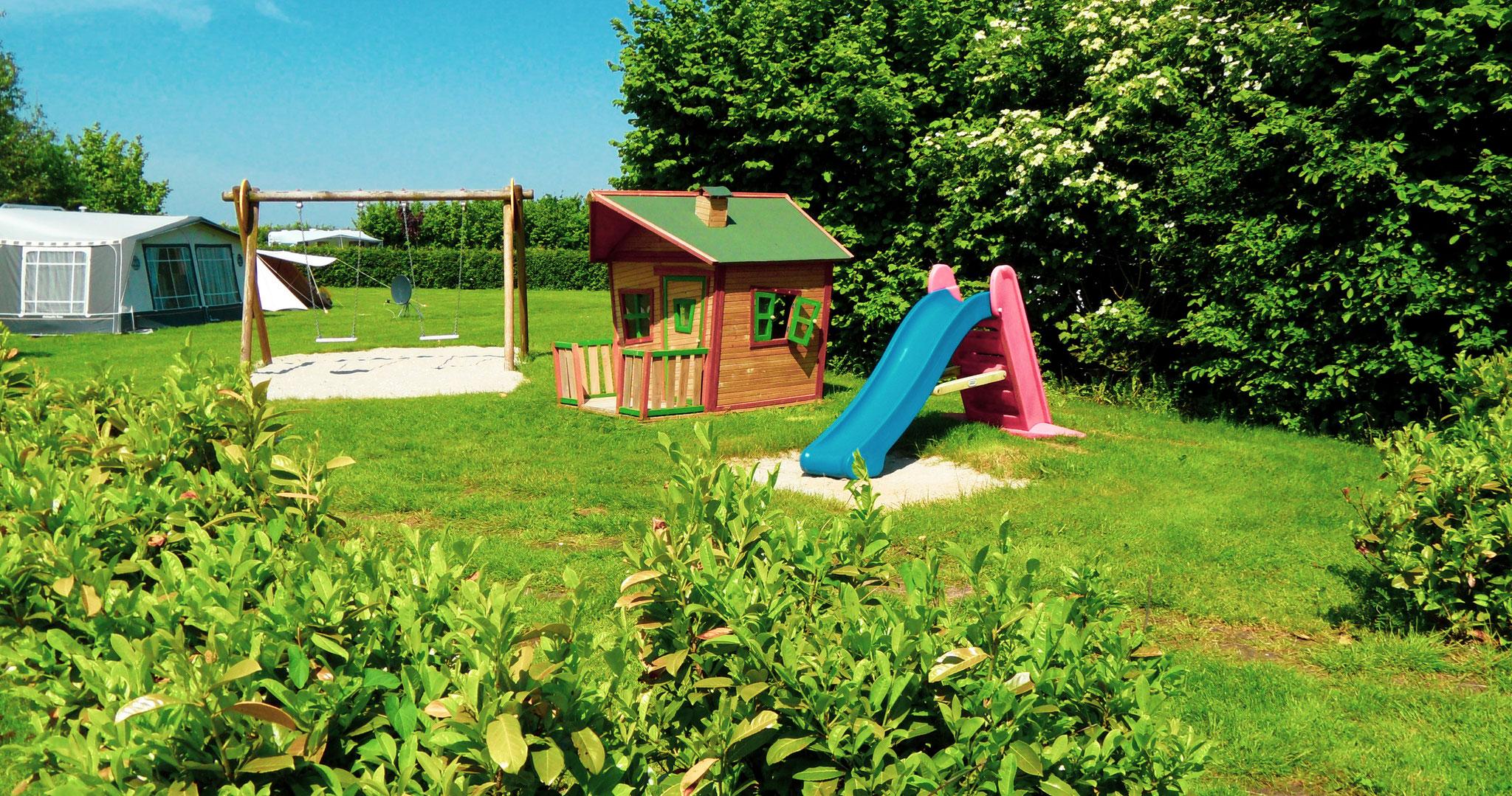 speeltuin camping De Oosterweide