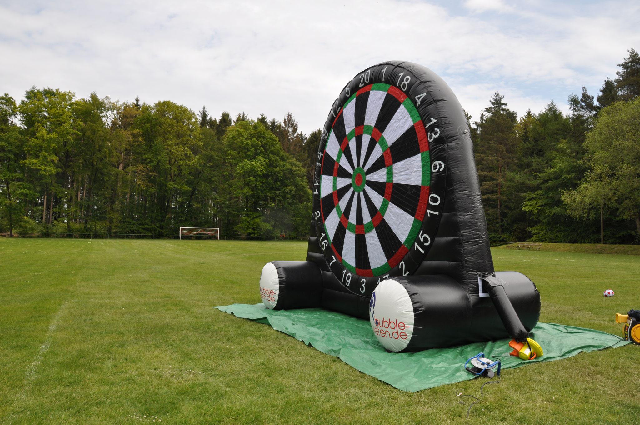 Fussball Dart Mieten By Www Huepf Spass Com Hupfburg