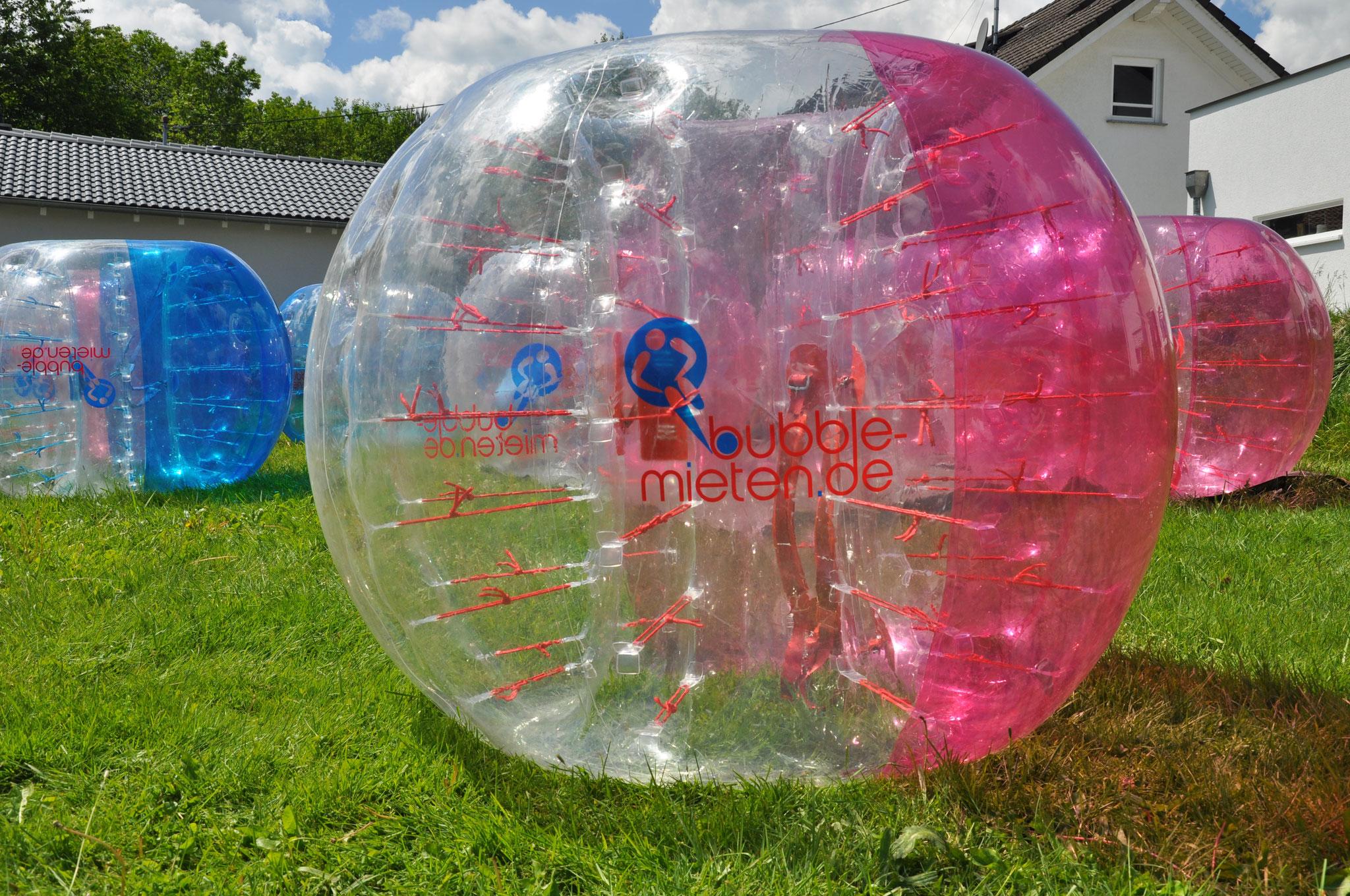 Bubble Balls von 8 Jahren bis 99 Jahren geeignet