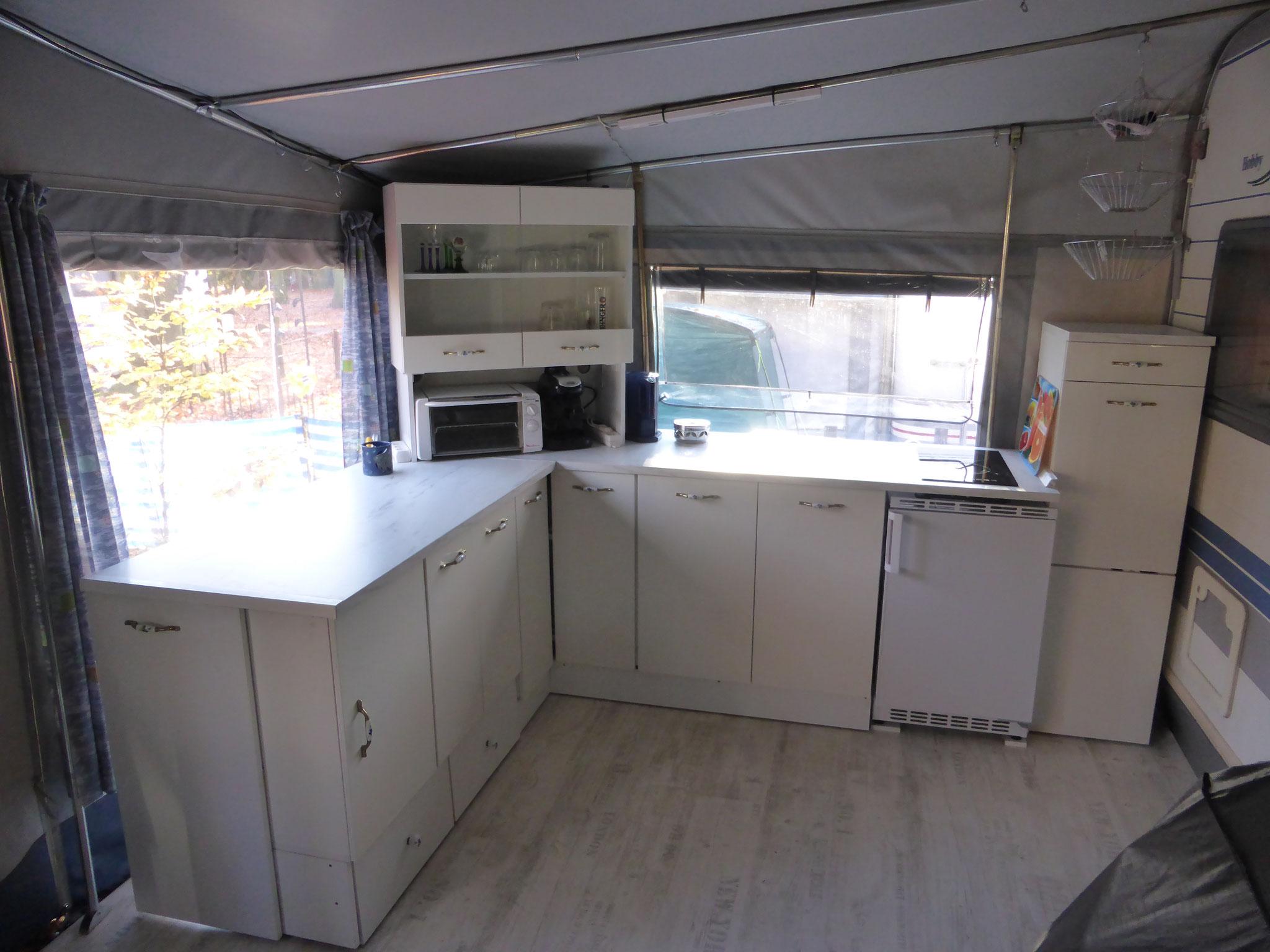 Vorzelt Küche | Vorzelt Camping Viva El Mar Webseite