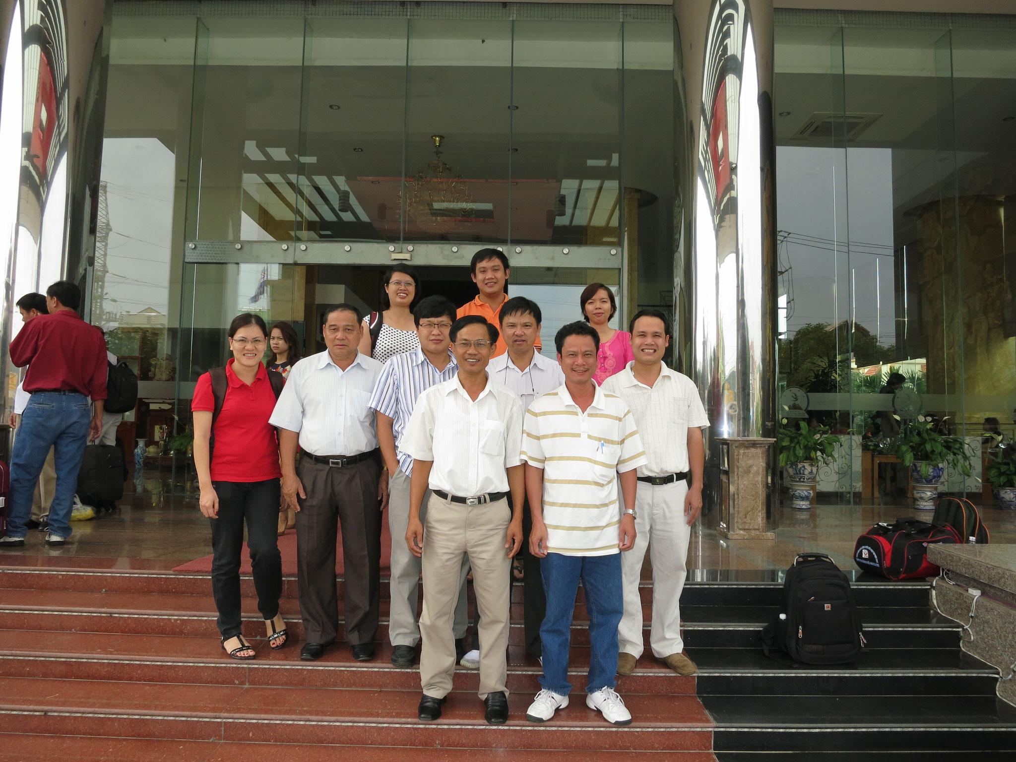 Hanoi, 3 – 10 May 2013