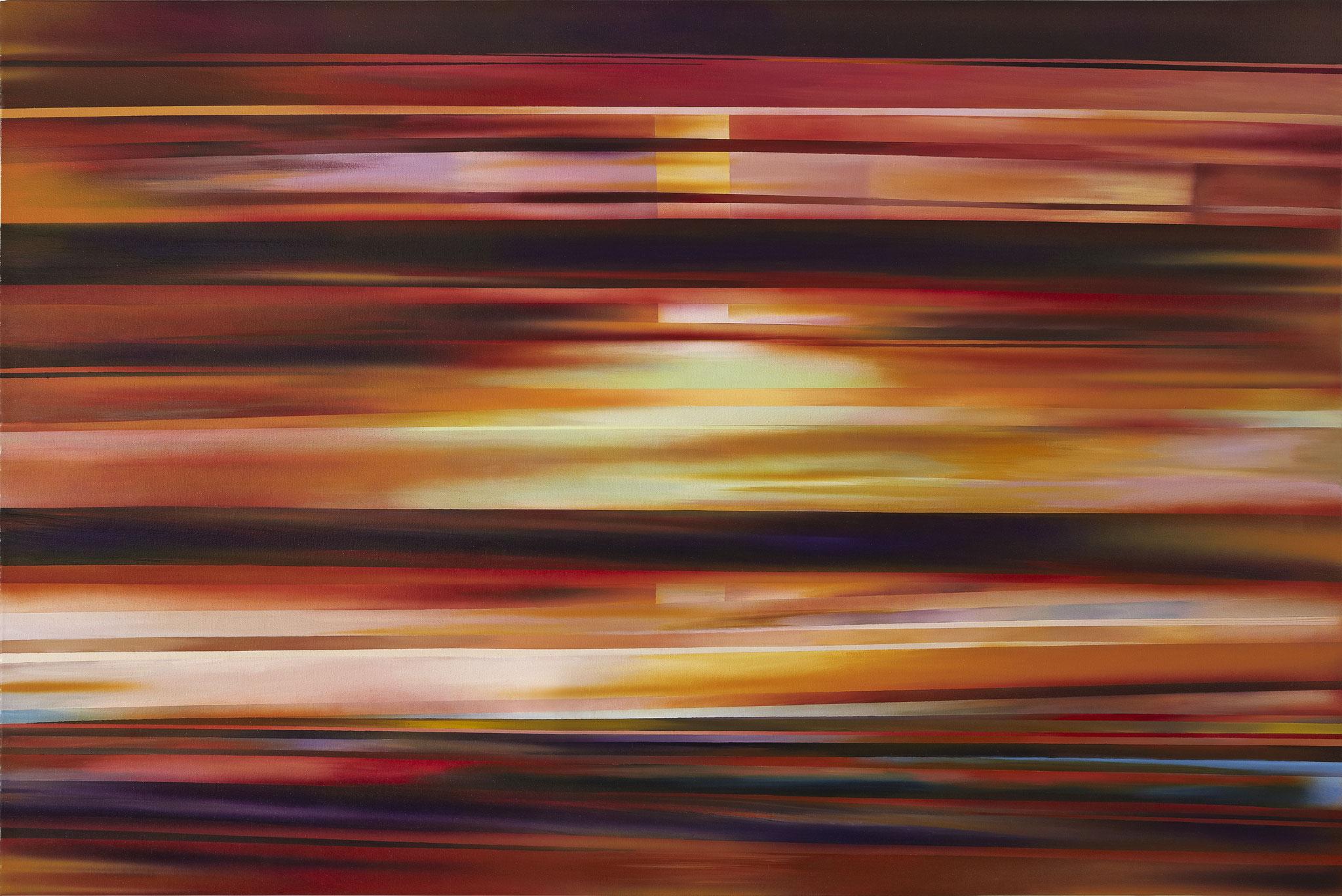 Movimento 133 cm x 200 cm Acryl auf Leinwand 2012