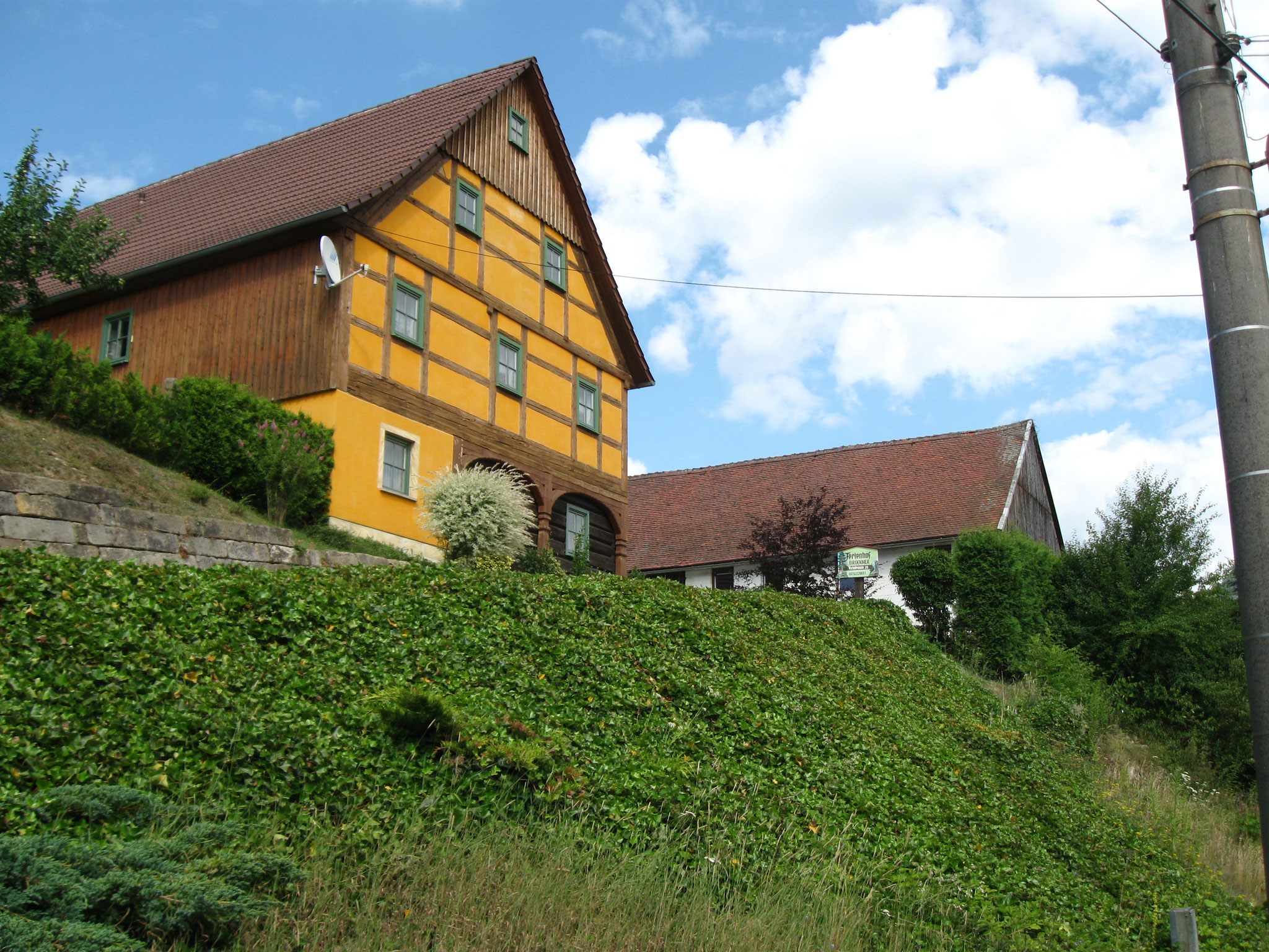 Hotel in Lichtenhain